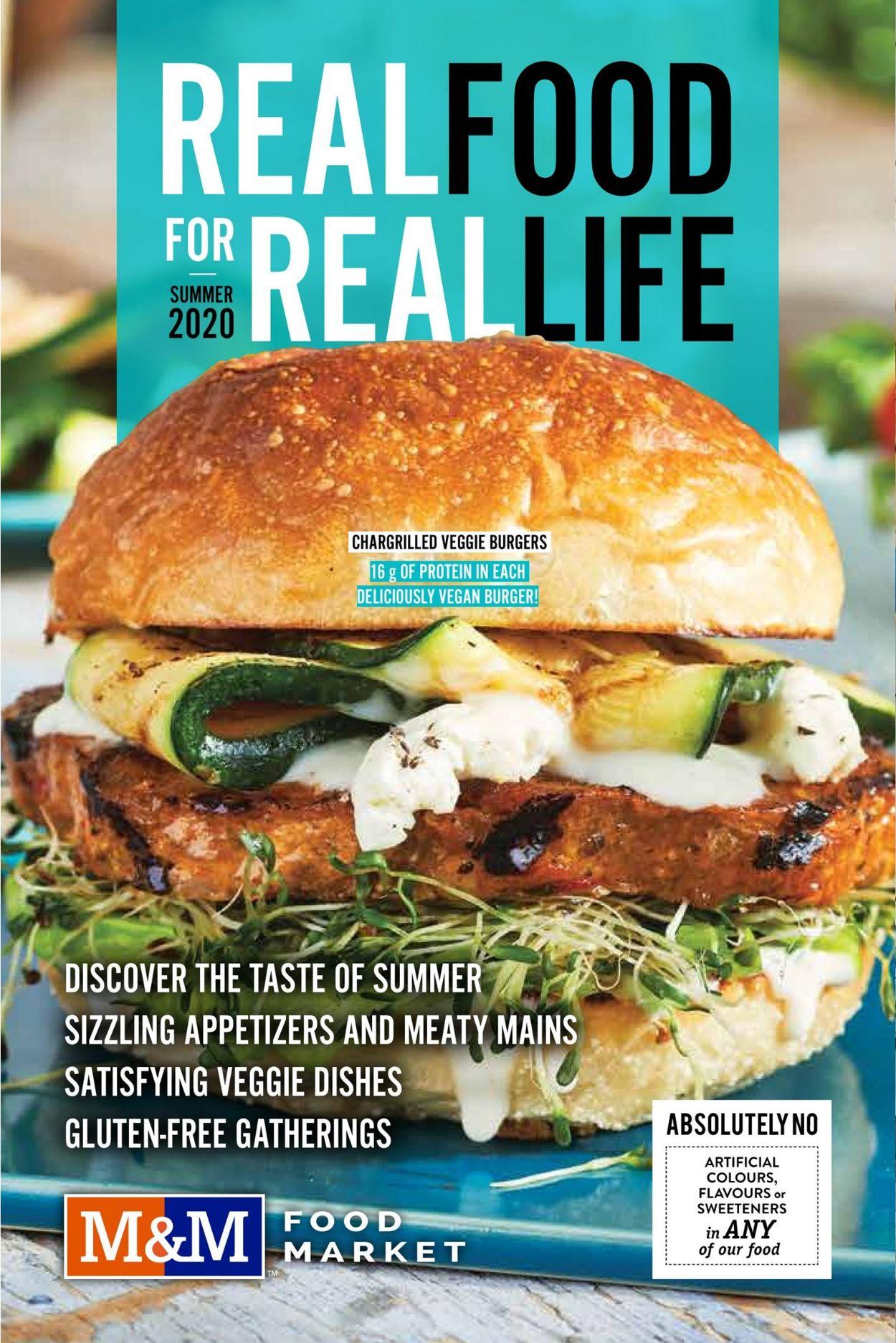 M&M Food Market Flyer - 04/23-09/09/2020