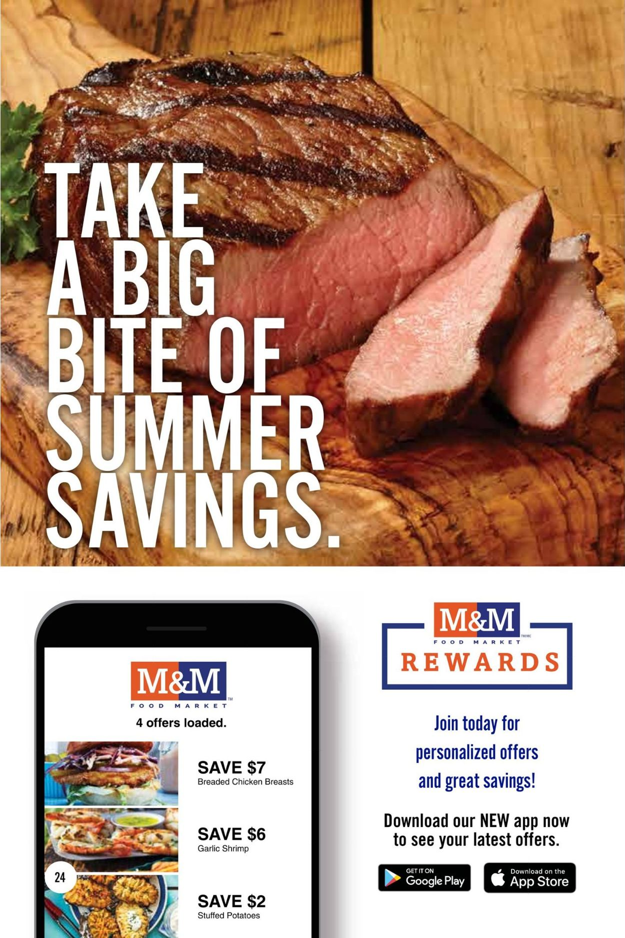M&M Food Market Flyer - 04/23-09/09/2020 (Page 24)
