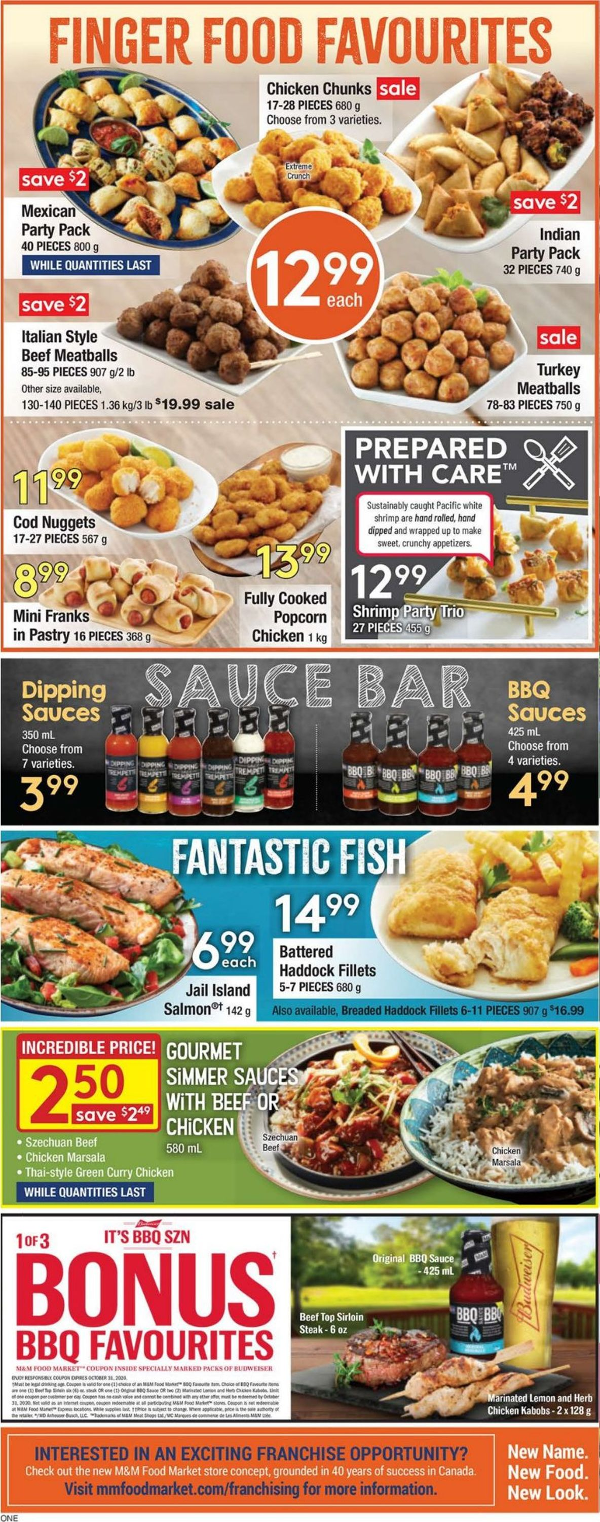 M&M Food Market Flyer - 07/16-07/22/2020 (Page 3)
