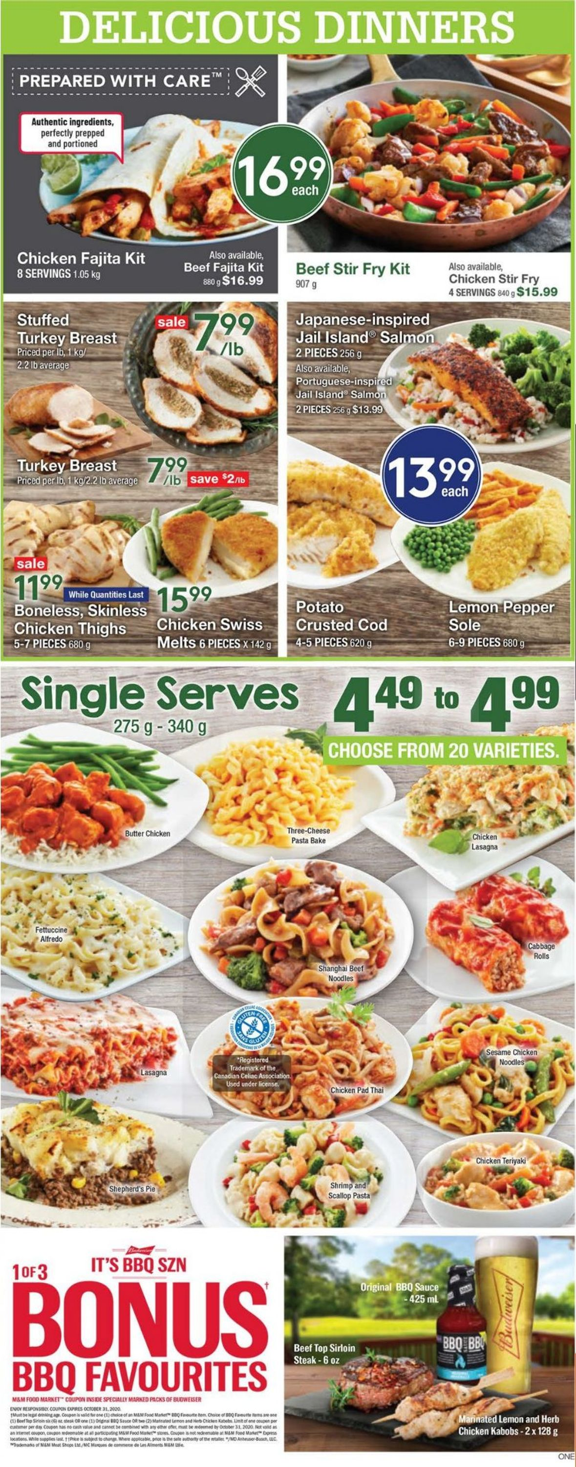 M&M Food Market Flyer - 07/23-07/29/2020 (Page 4)