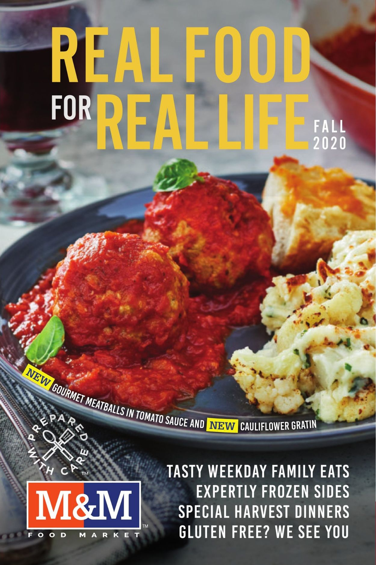 M&M Food Market Flyer - 09/07-11/12/2020