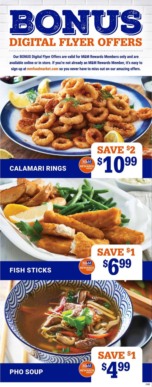 M&M Food Market Flyer - 10/29-11/04/2020 (Page 2)