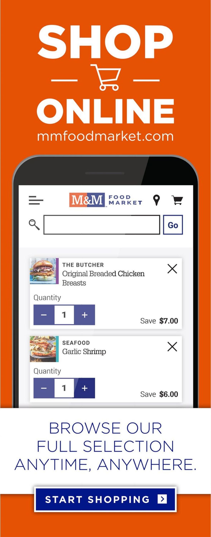 M&M Food Market Flyer - 10/29-11/04/2020 (Page 8)