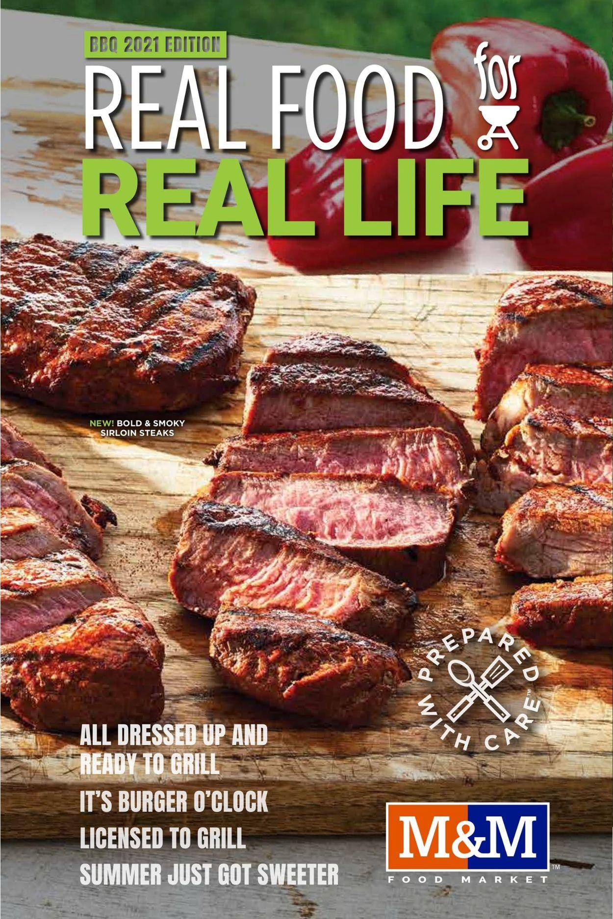 M&M Food Market Flyer - 04/08-08/18/2021