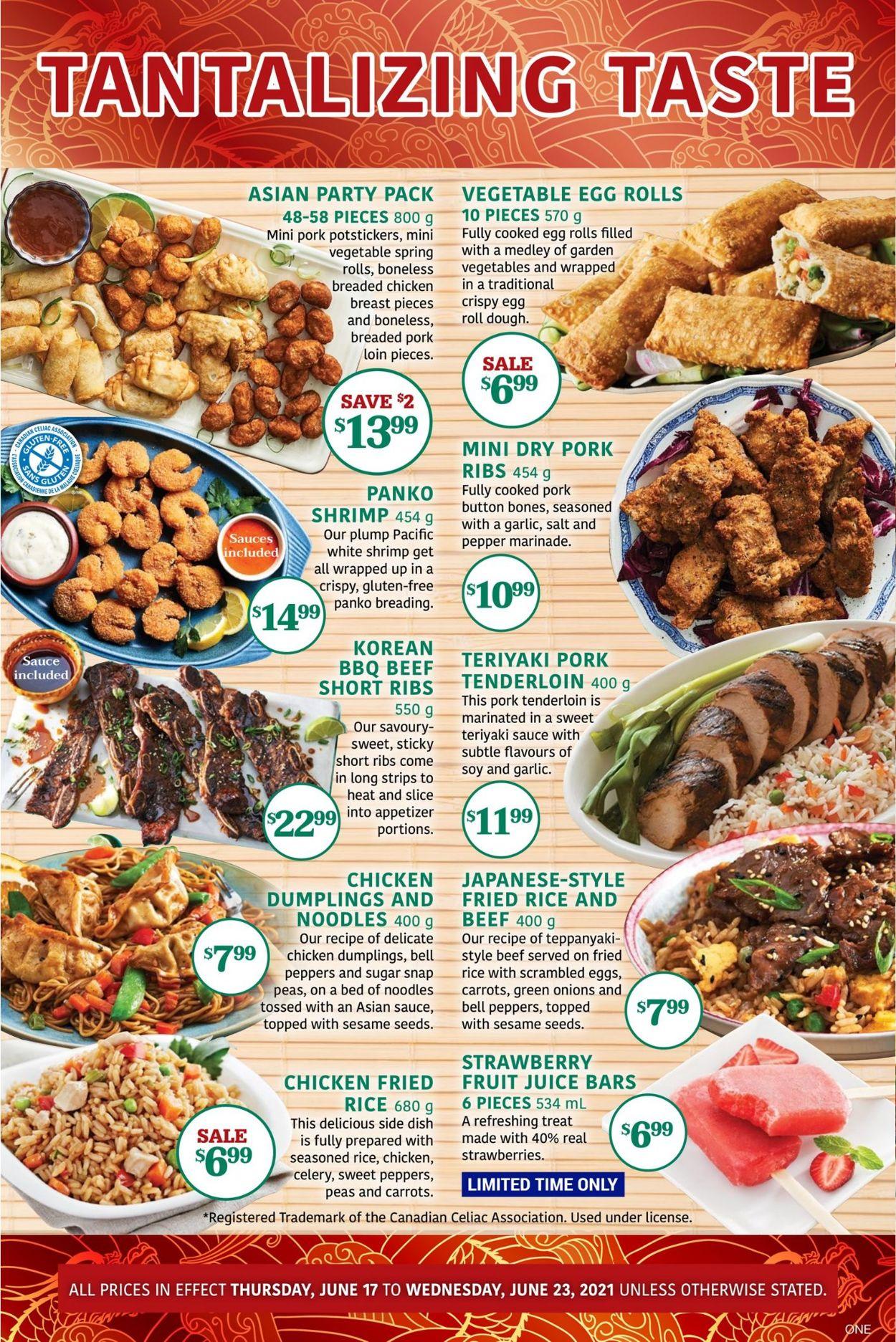 M&M Food Market Flyer - 06/17-06/23/2021 (Page 9)