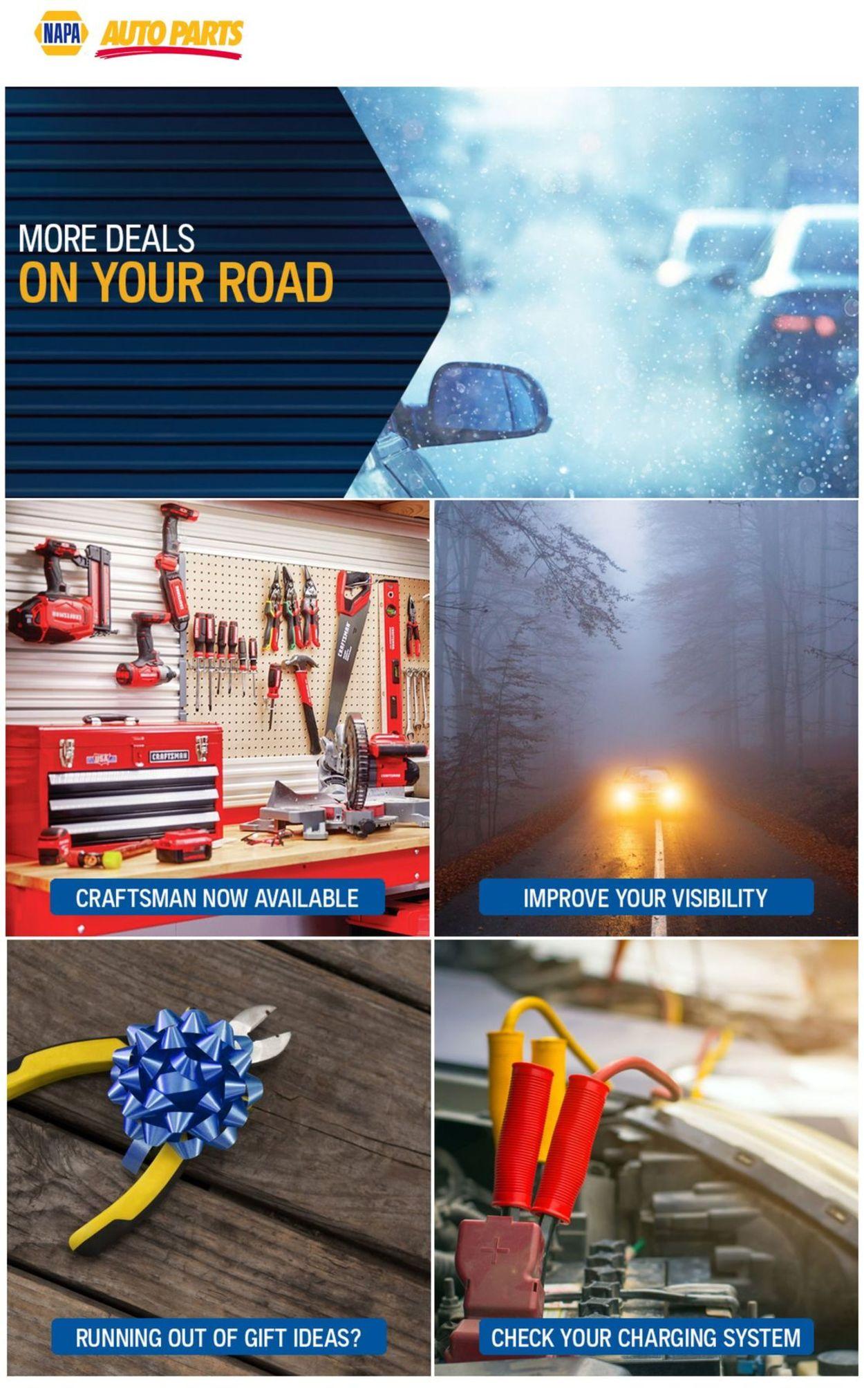 NAPA Auto Parts - Christmas 2020 Flyer - 12/01-12/31/2020 (Page 20)