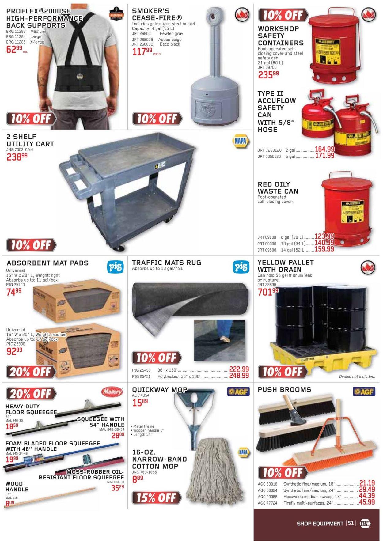 NAPA Auto Parts Flyer - 04/01-06/30/2021 (Page 51)