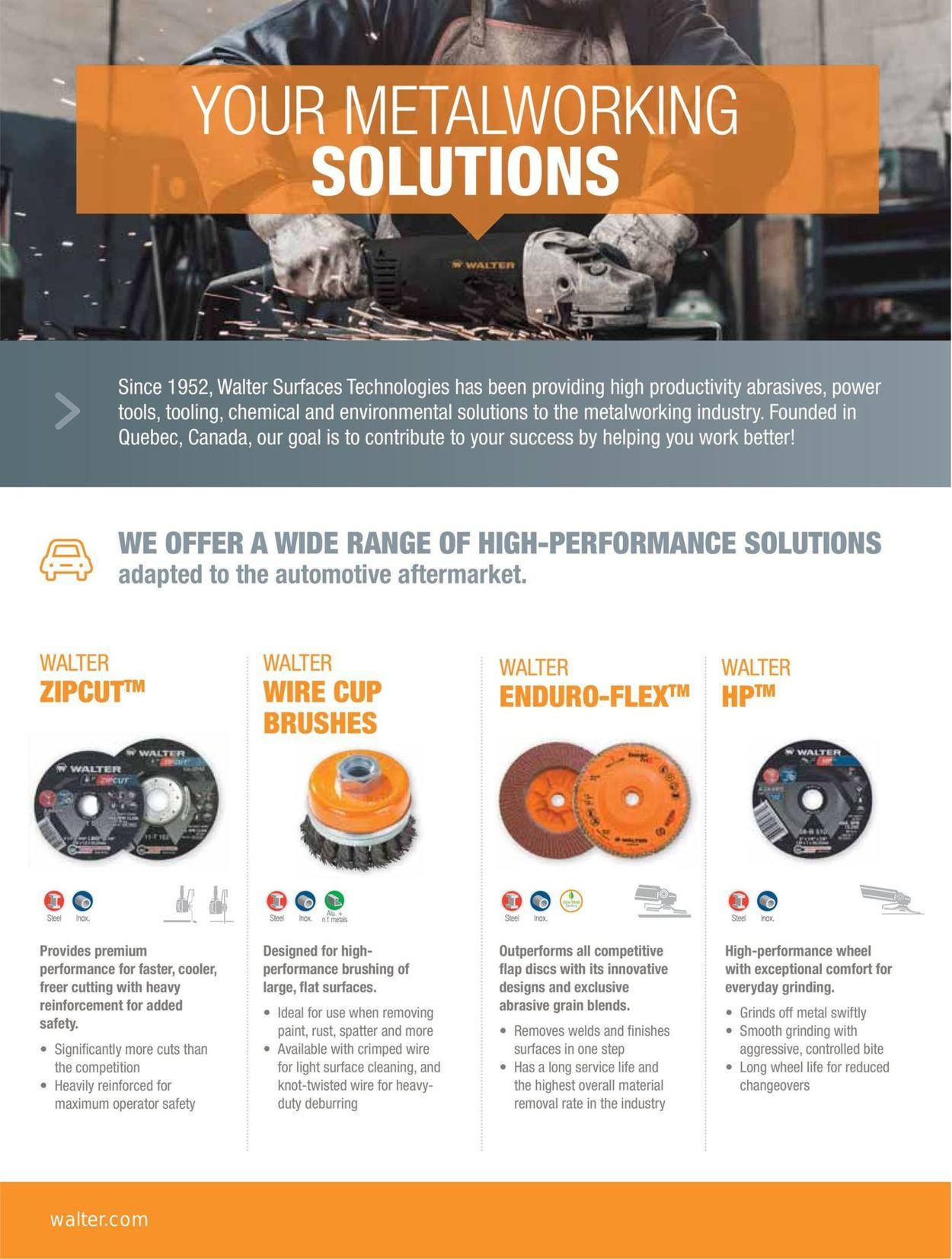 NAPA Auto Parts Flyer - 04/01-06/30/2021 (Page 52)