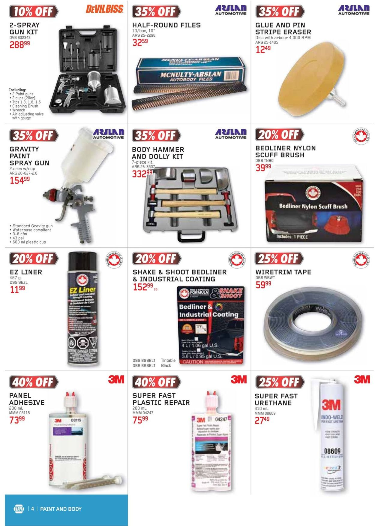 NAPA Auto Parts Flyer - 04/01-06/30/2021 (Page 57)