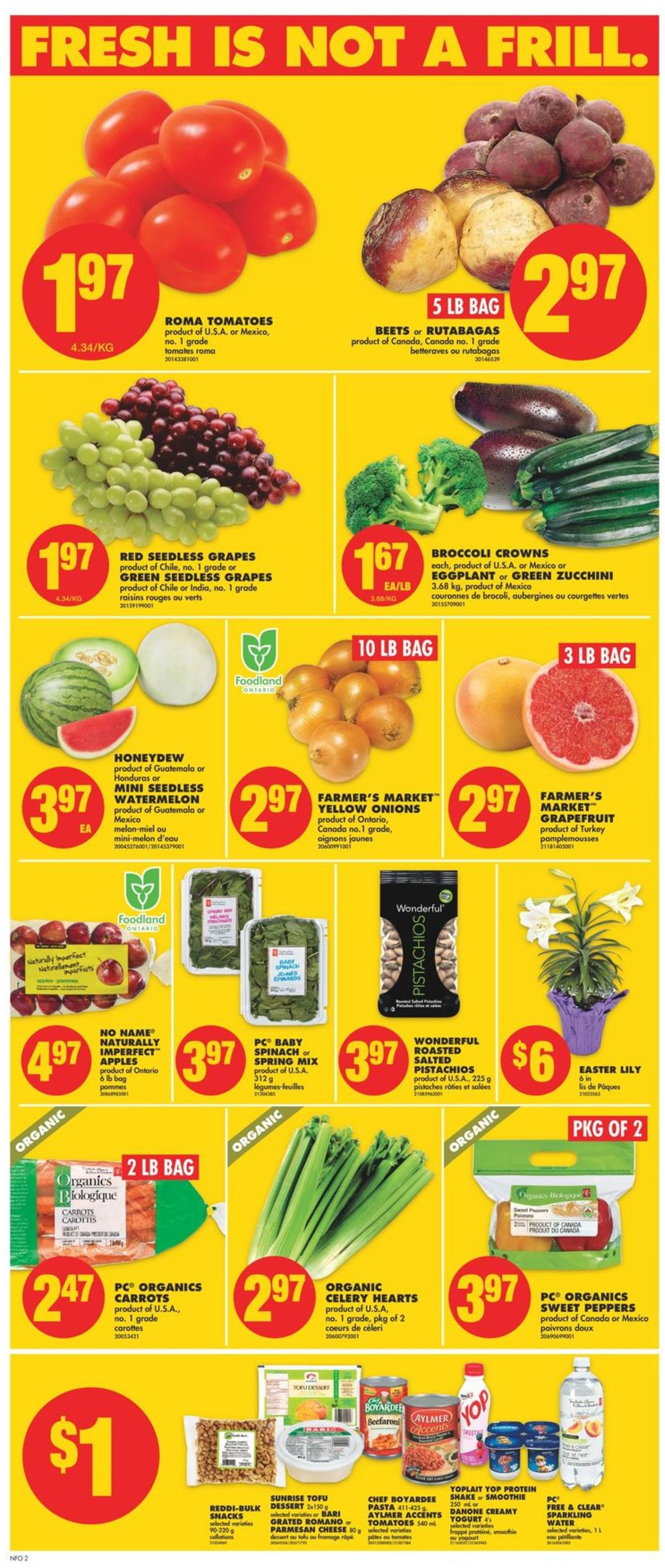 No Frills Flyer - 04/02-04/08/2020 (Page 2)