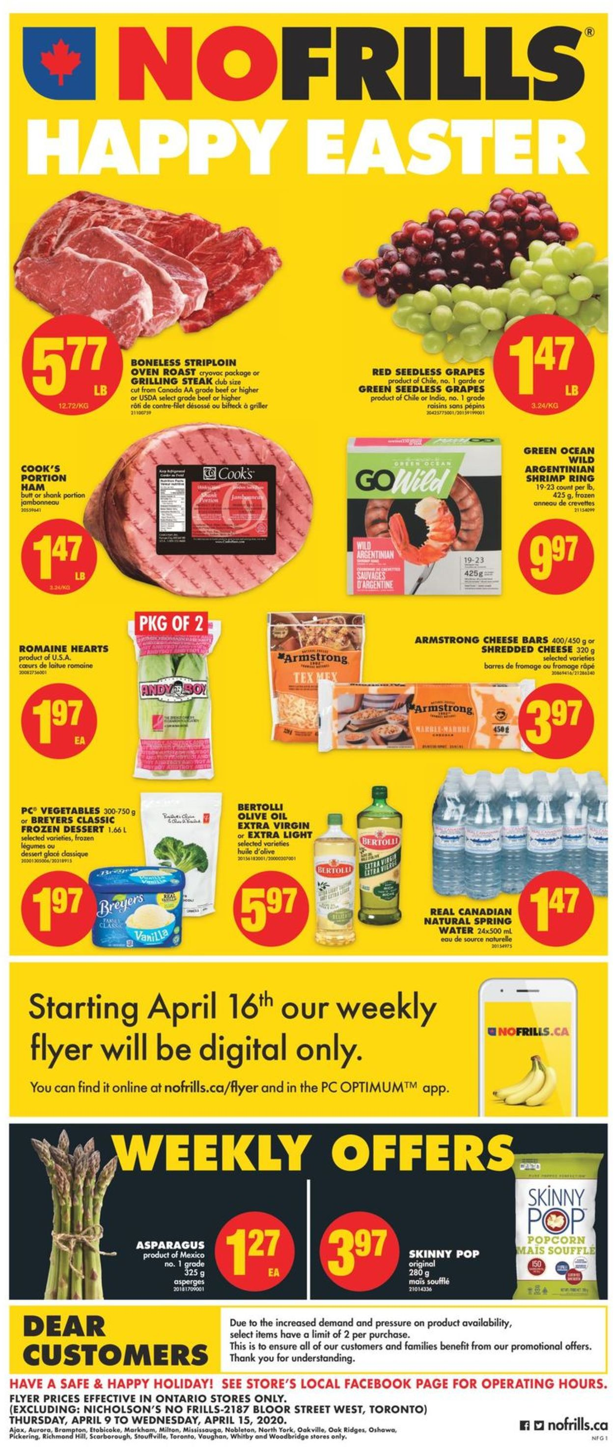 No Frills Flyer - 04/09-04/15/2020 (Page 3)