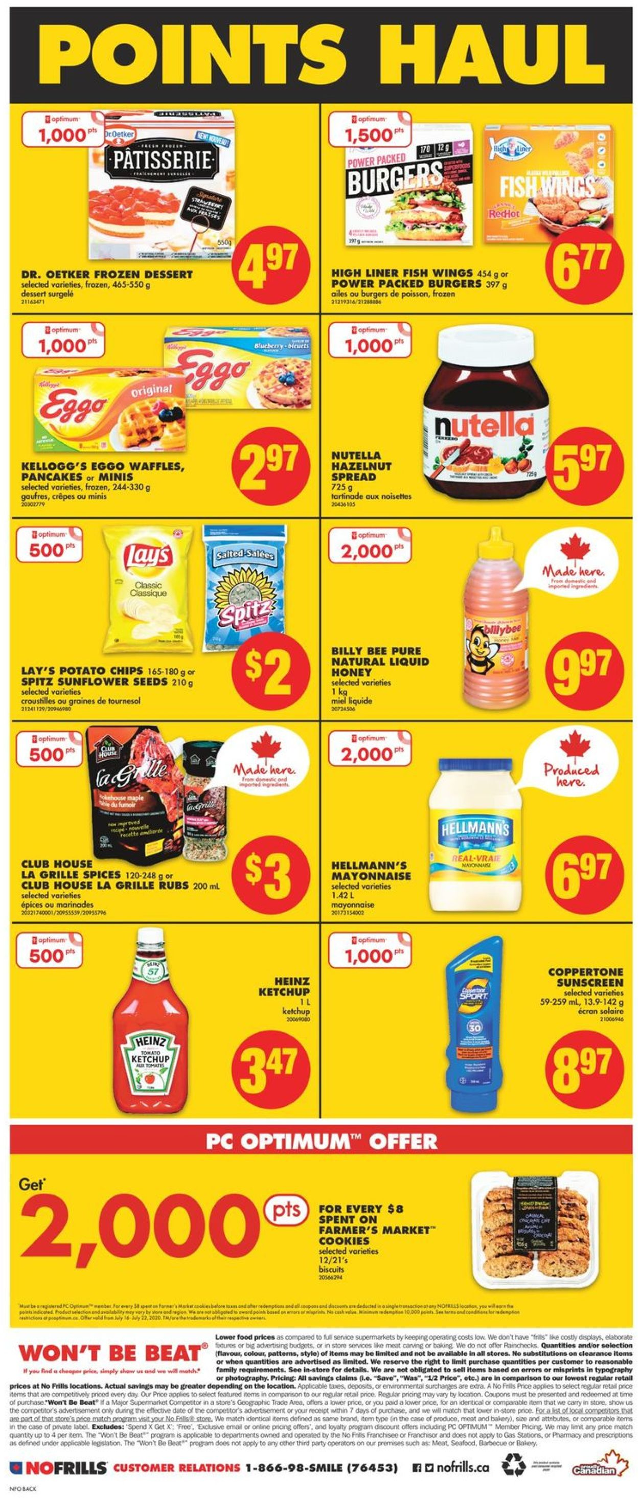 No Frills Flyer - 07/16-07/22/2020 (Page 6)