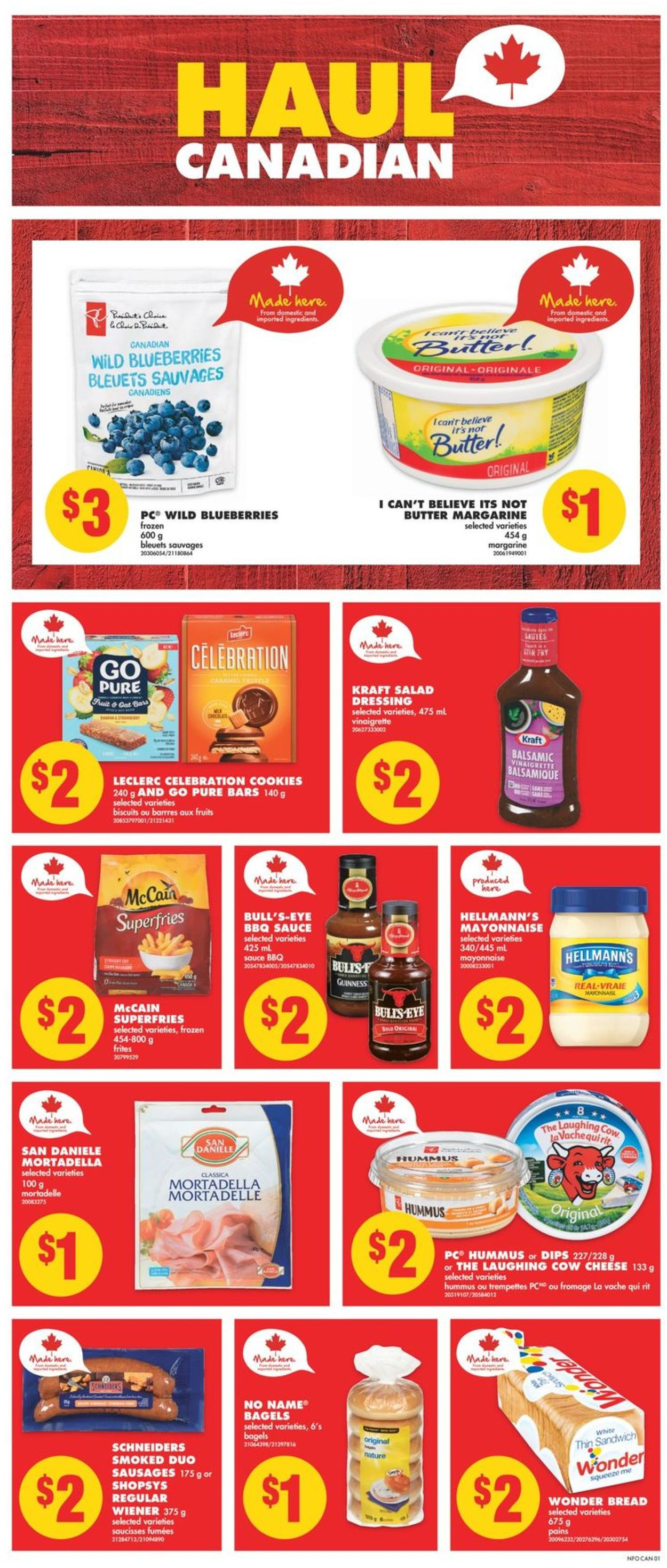 No Frills Flyer - 07/30-08/05/2020 (Page 3)