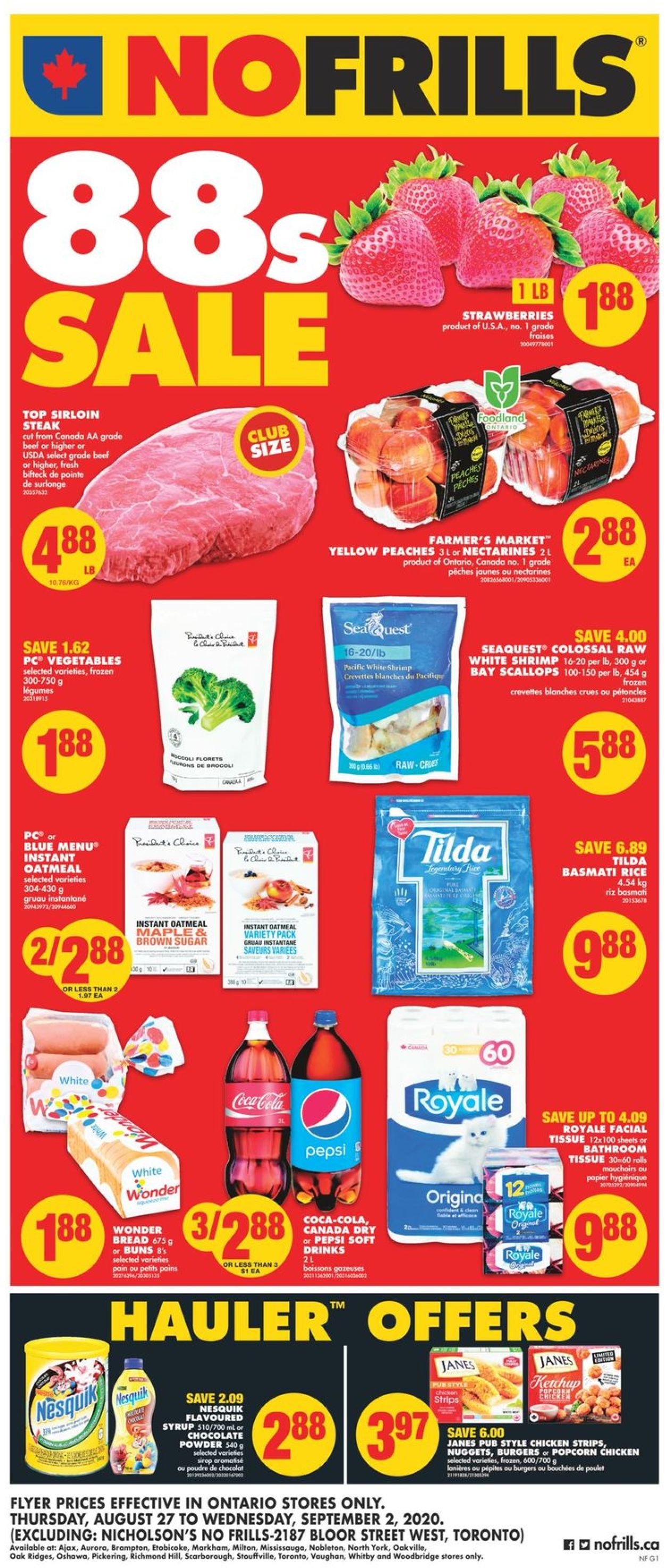 No Frills Flyer - 08/27-09/02/2020 (Page 2)