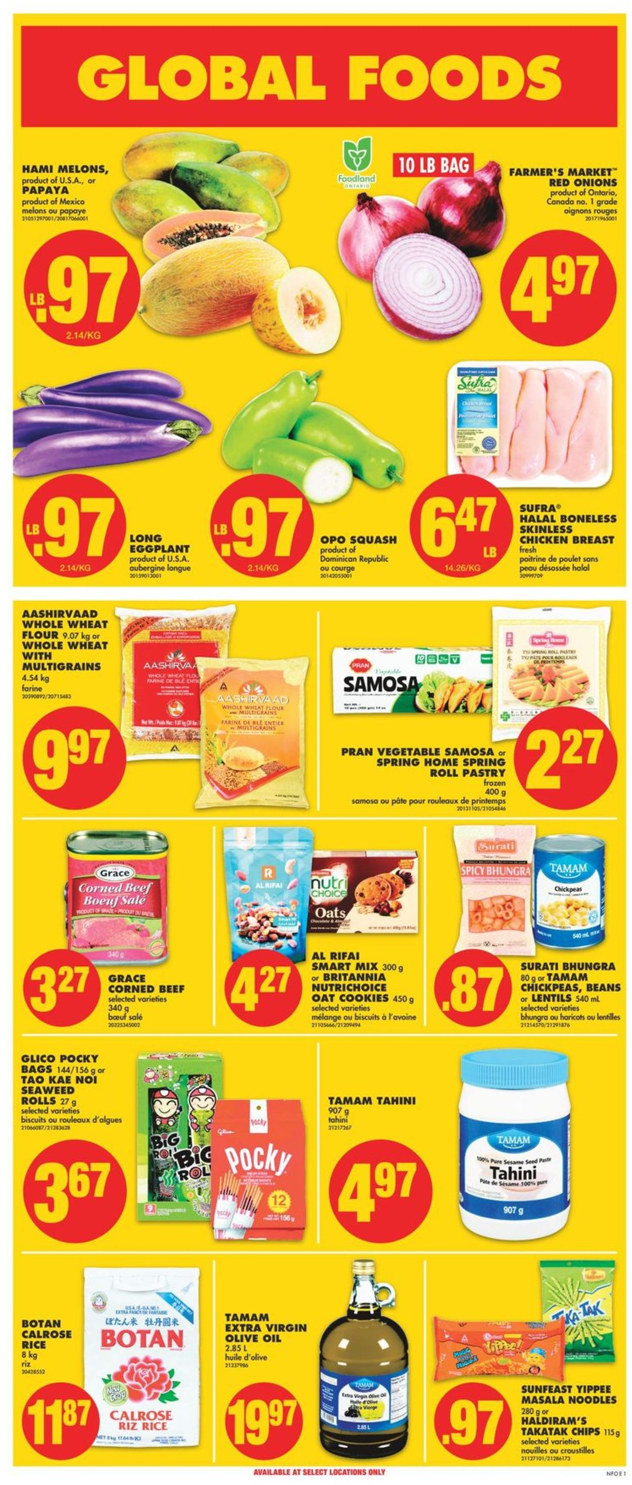 No Frills Flyer - 09/24-09/30/2020