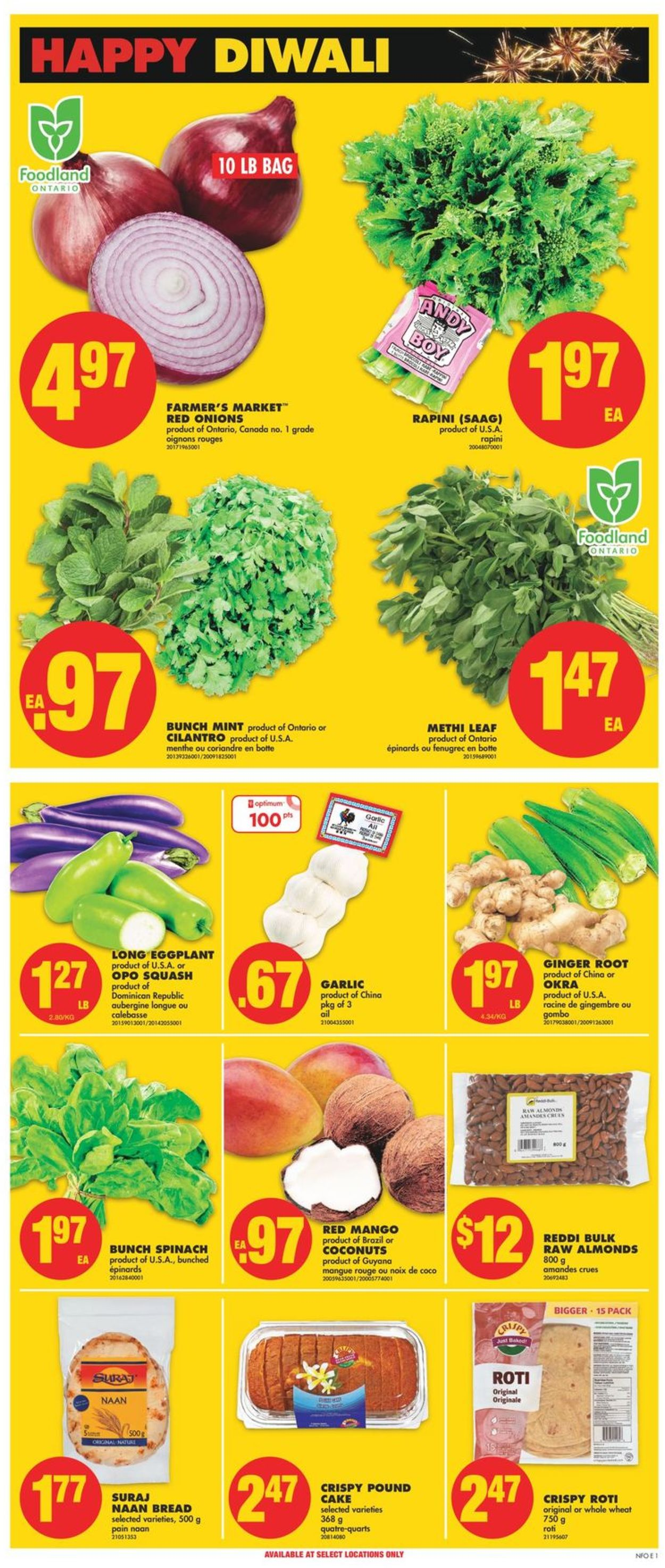 No Frills Flyer - 10/15-10/21/2020 (Page 11)