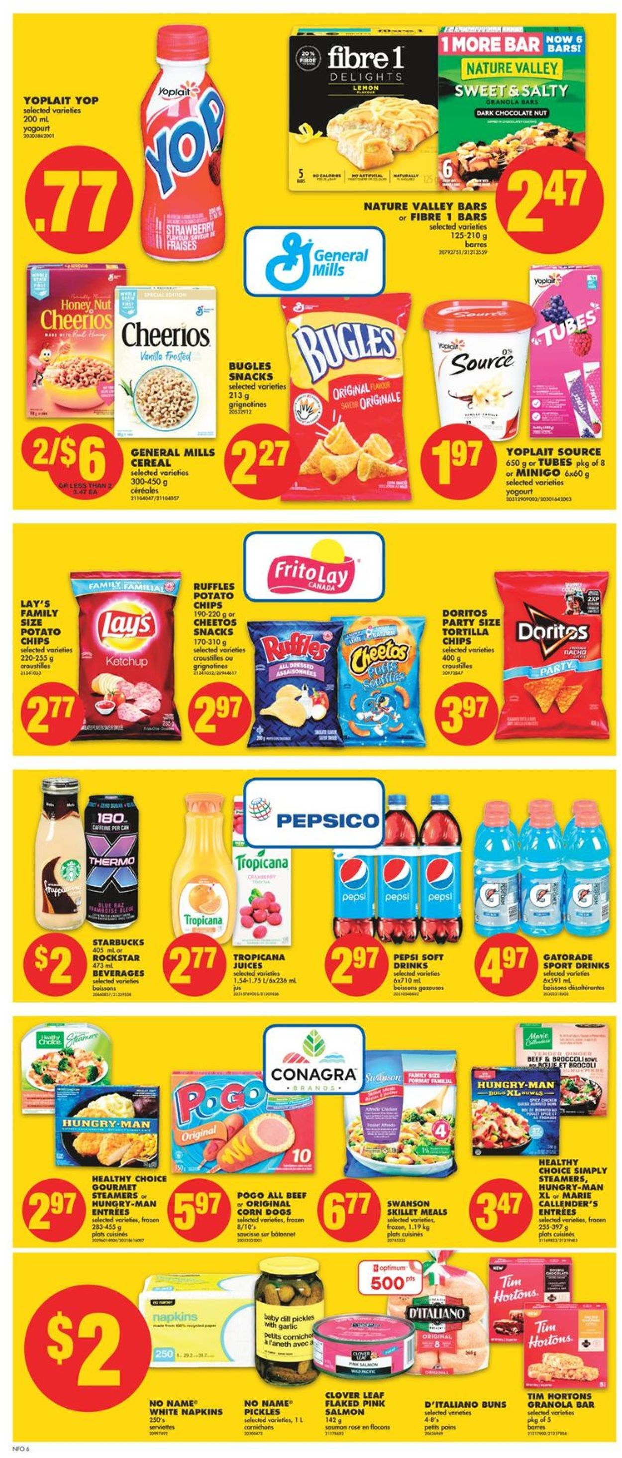 No Frills - Boxing Week 2020 Flyer - 12/24-12/30/2020 (Page 6)