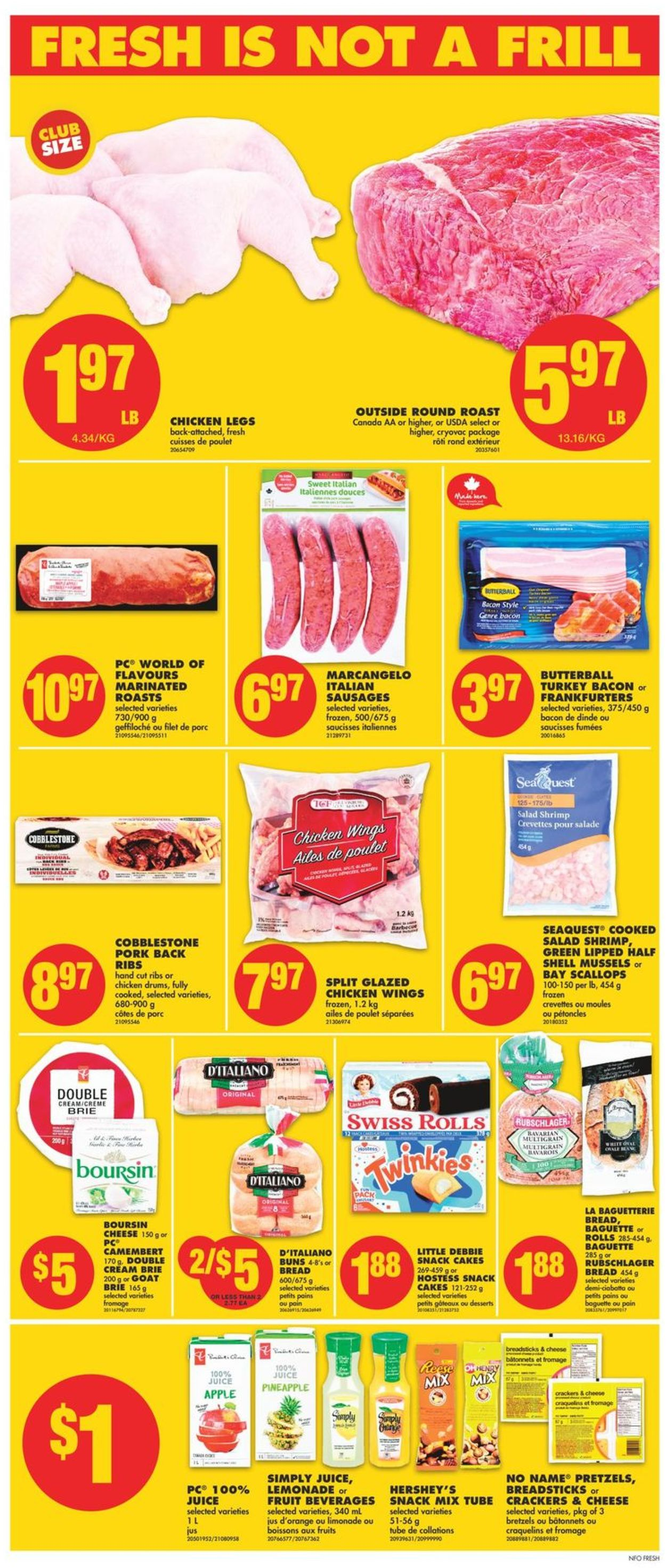 No Frills - New Year 2021 Flyer - 12/31-01/06/2021 (Page 4)
