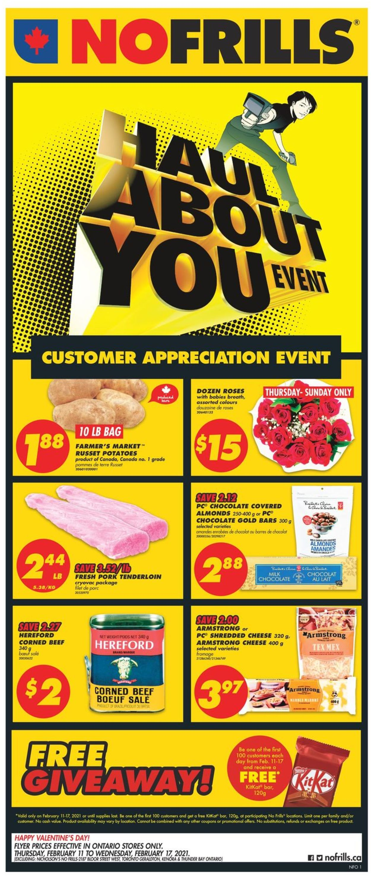 No Frills - Happy Lunar New Year 2021 Flyer - 02/11-02/17/2021 (Page 2)