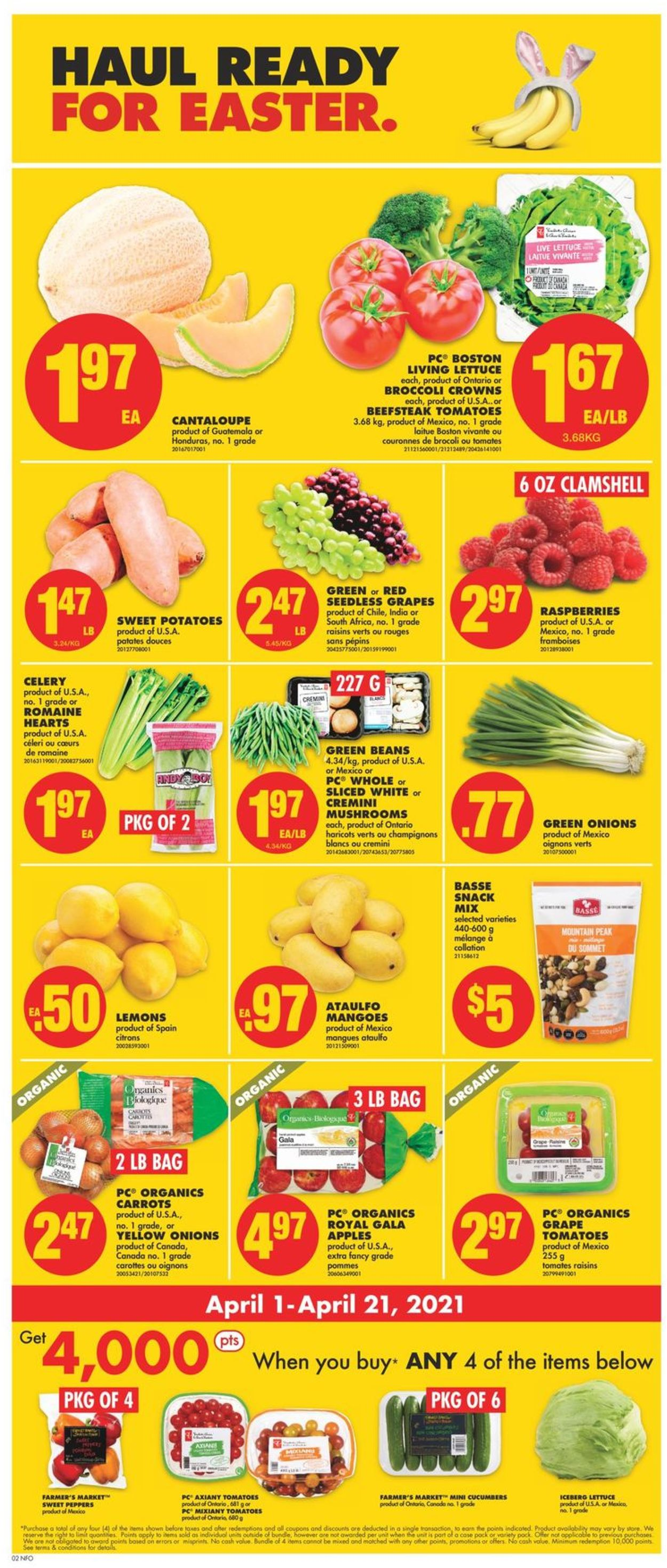 No Frills Flyer - 04/01-04/07/2021 (Page 3)