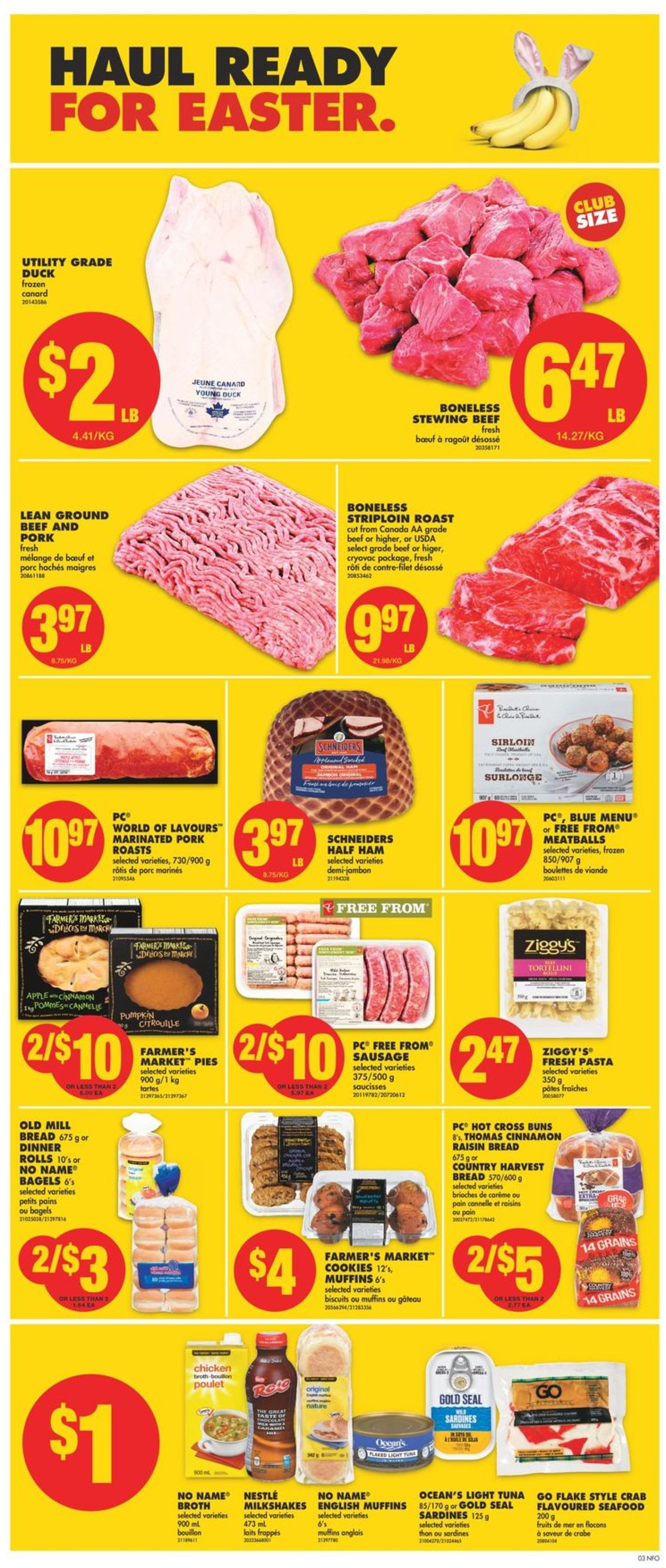 No Frills Flyer - 04/01-04/07/2021 (Page 4)