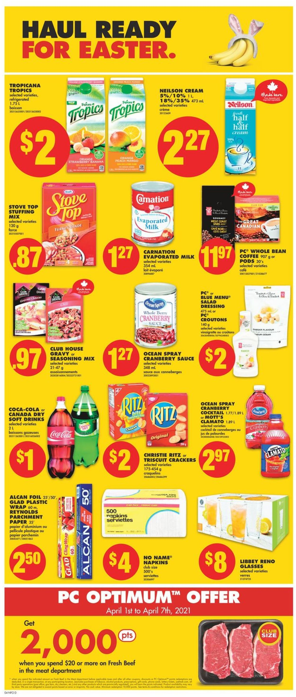 No Frills Flyer - 04/01-04/07/2021 (Page 5)