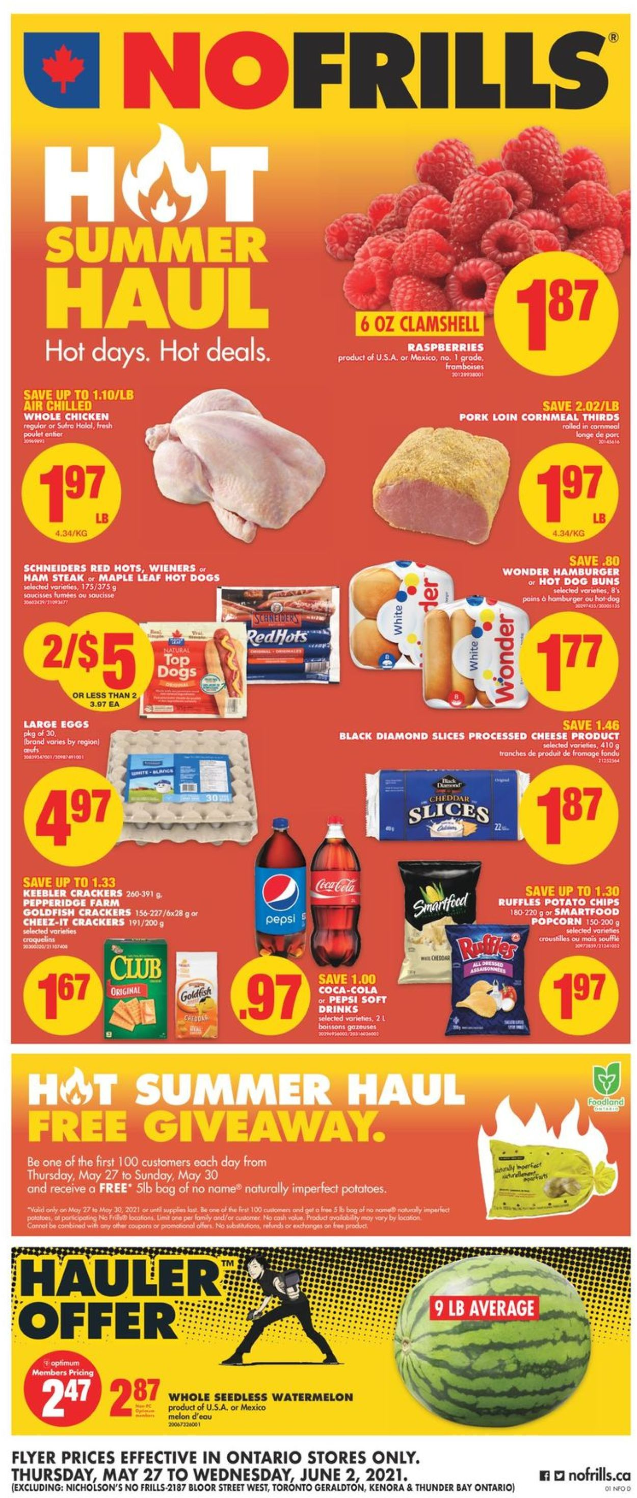 No Frills Flyer - 05/27-06/02/2021 (Page 2)