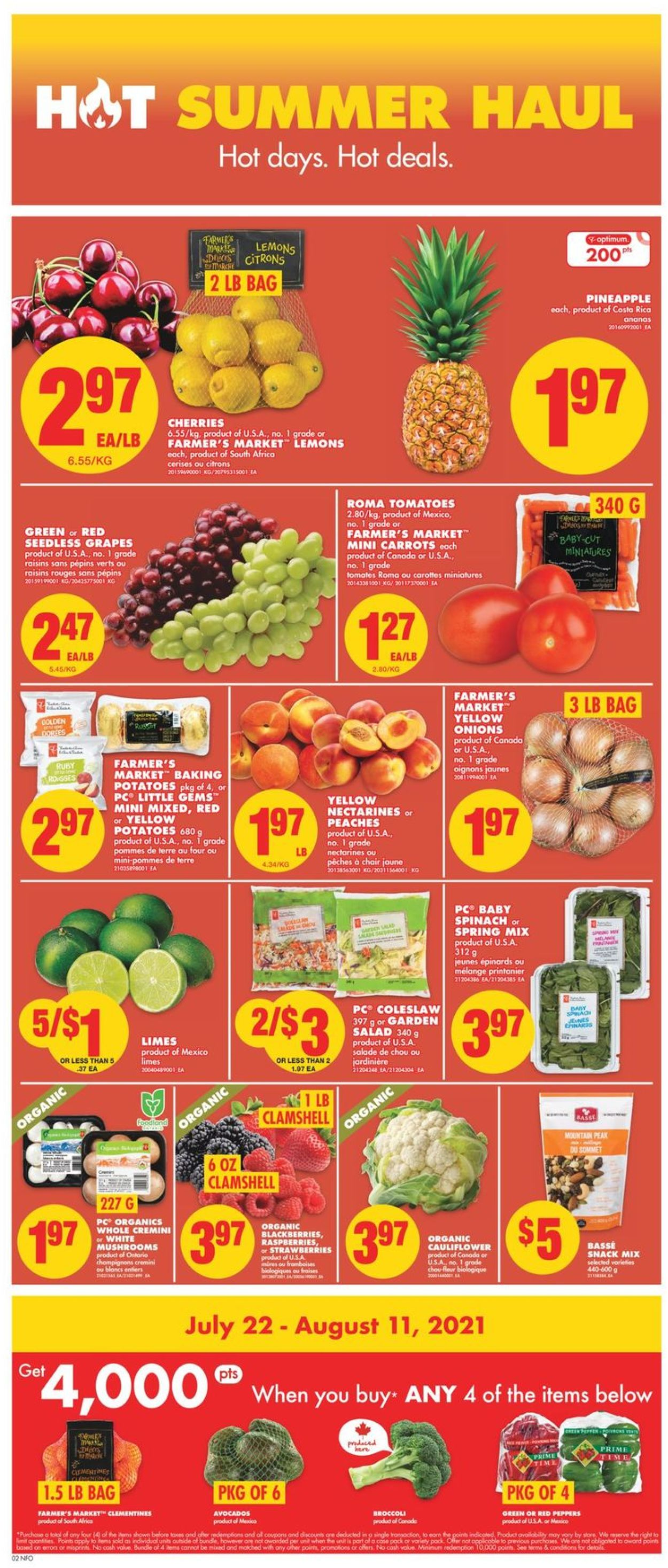 No Frills Flyer - 07/22-07/28/2021 (Page 4)