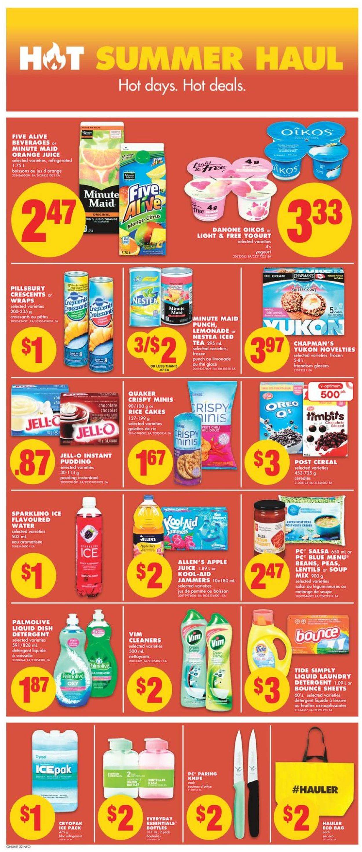 No Frills Flyer - 07/22-07/28/2021 (Page 8)