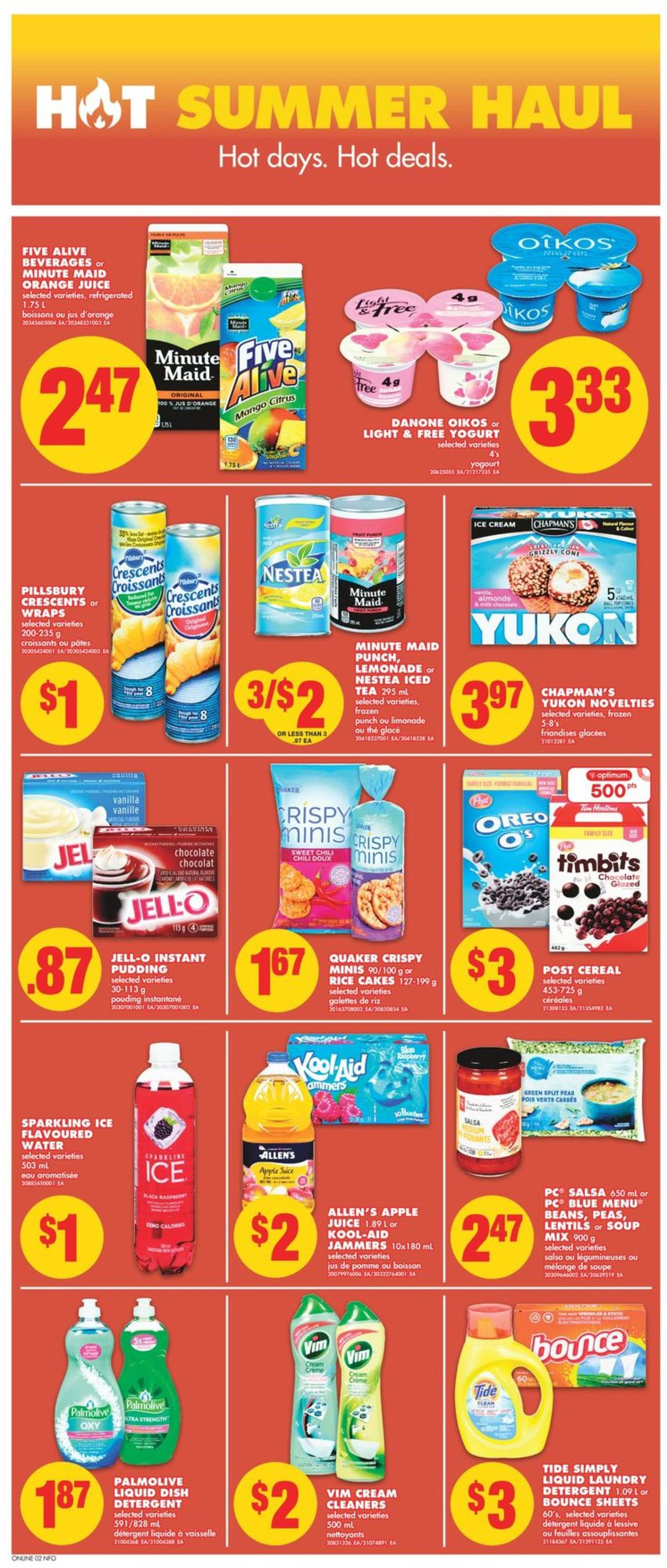 No Frills Flyer - 07/29-08/04/2021 (Page 8)