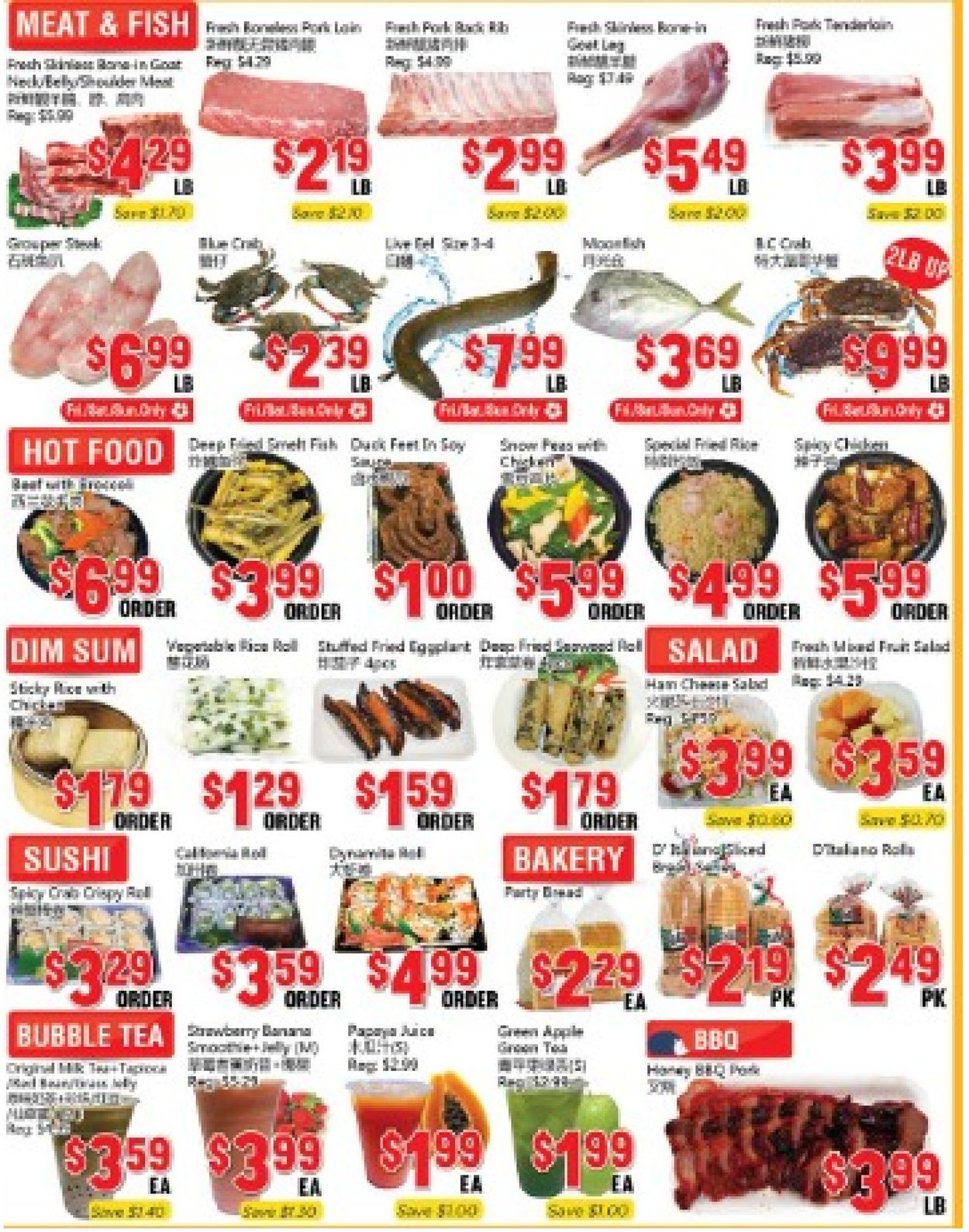 Oceans Flyer - 10/18-10/24/2019 (Page 3)
