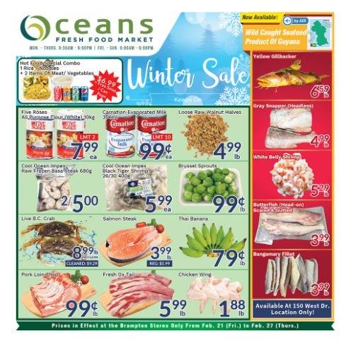 Oceans Flyer - 02/21-02/27/2020