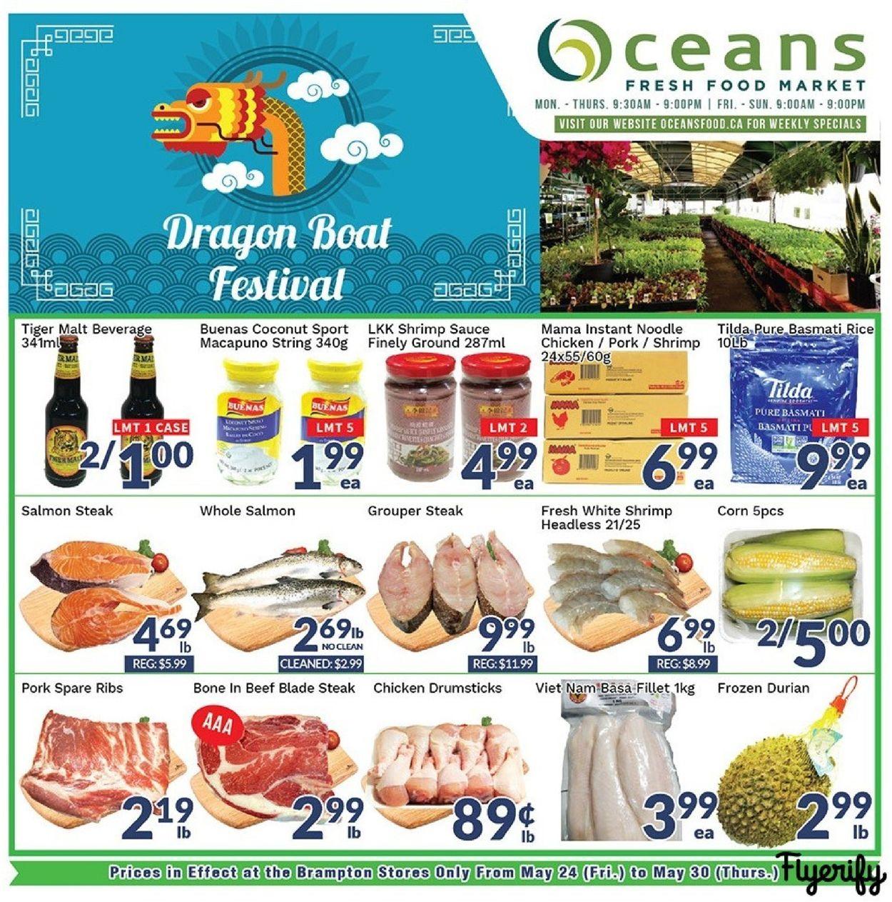Oceans Flyer - 05/24-05/30/2019