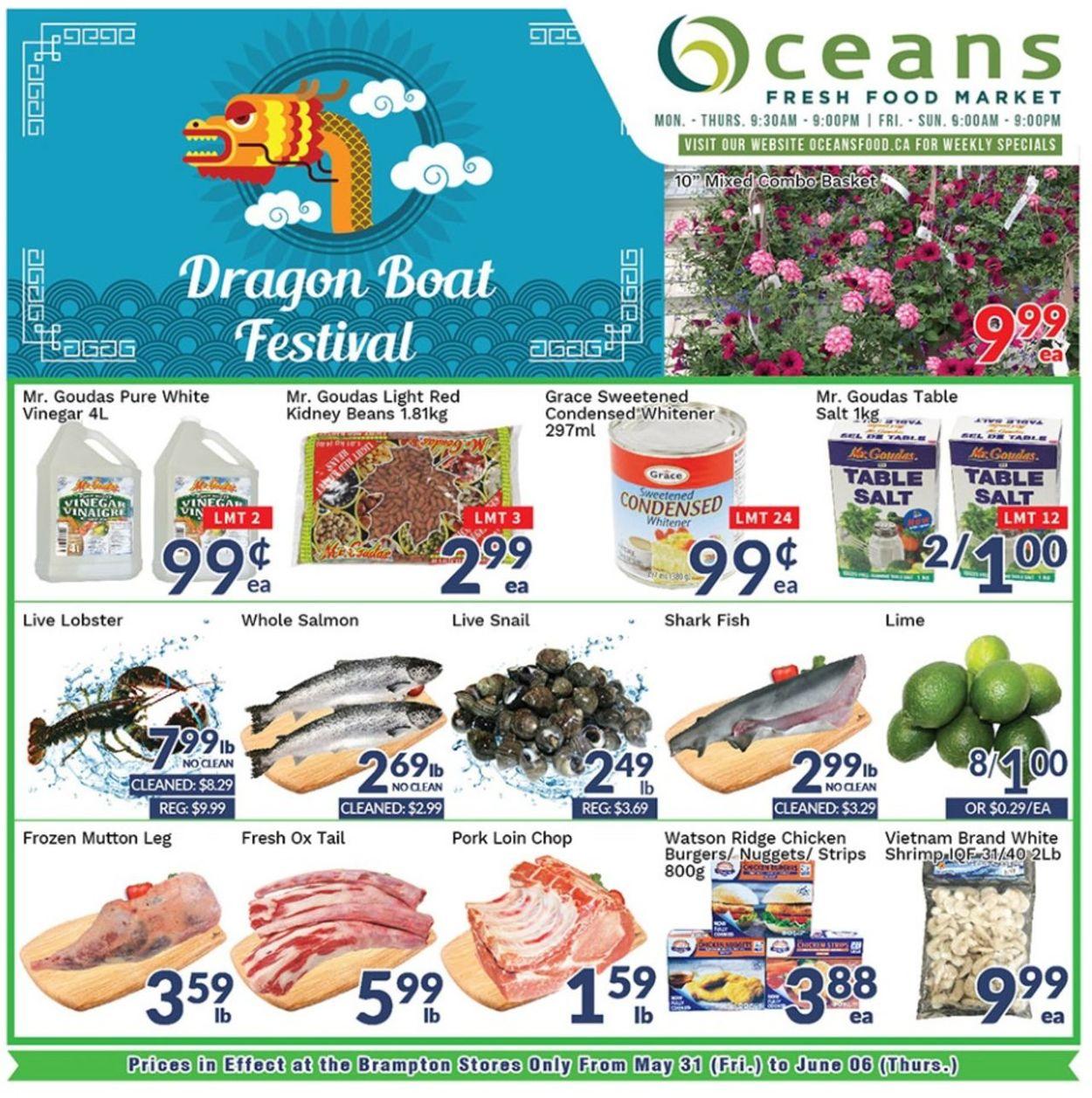 Oceans Flyer - 05/31-06/06/2019