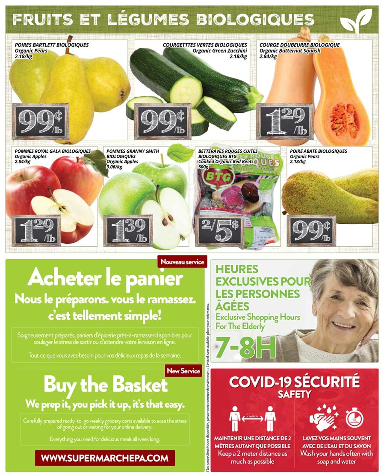 PA Supermarché Flyer - 04/13-04/25/2020 (Page 4)