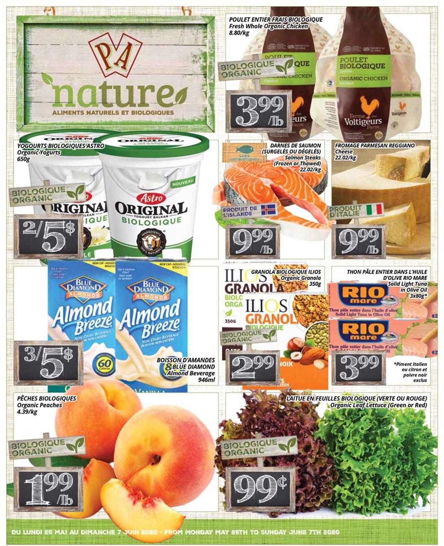 PA Supermarché Flyer - 05/25-06/07/2020