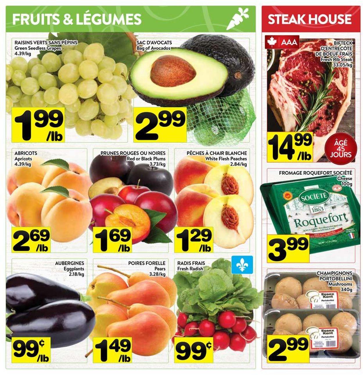 PA Supermarché Flyer - 06/29-07/05/2020 (Page 8)