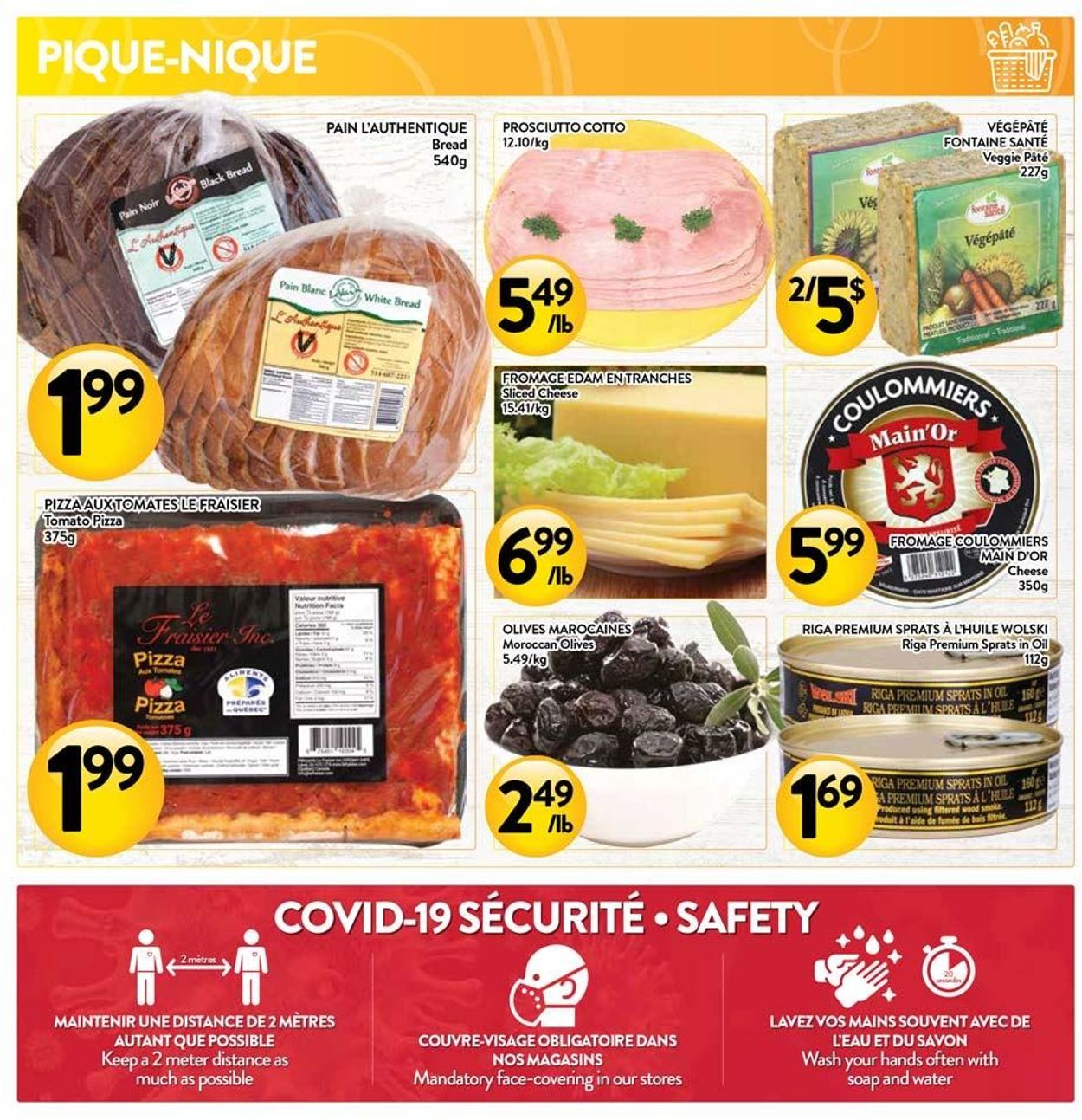 PA Supermarché Flyer - 07/27-08/02/2020 (Page 2)