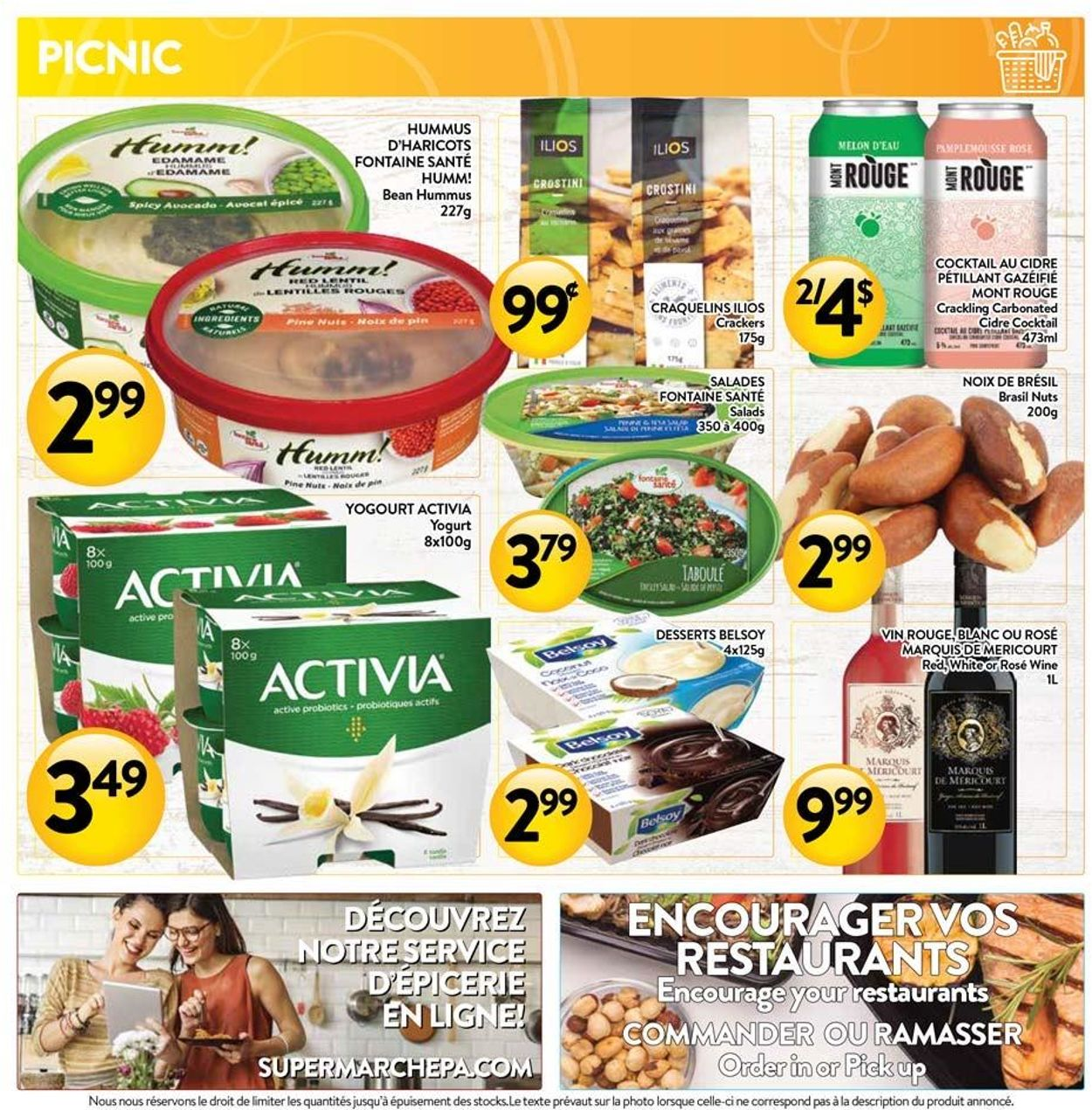 PA Supermarché Flyer - 07/27-08/02/2020 (Page 3)