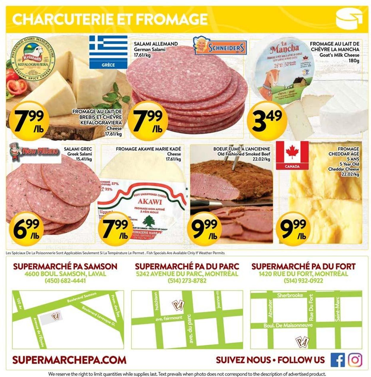 PA Supermarché Flyer - 07/27-08/02/2020 (Page 4)