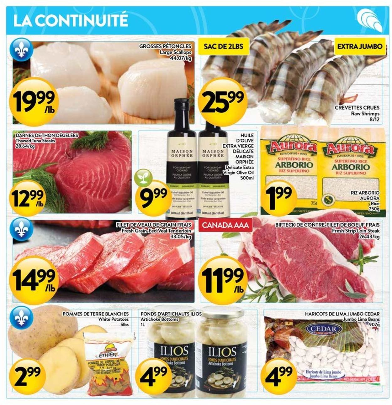 PA Supermarché Flyer - 08/03-08/09/2020 (Page 3)