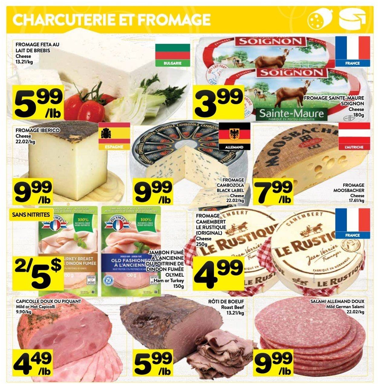 PA Supermarché - Holiday 2020 Flyer - 12/07-12/13/2020 (Page 3)
