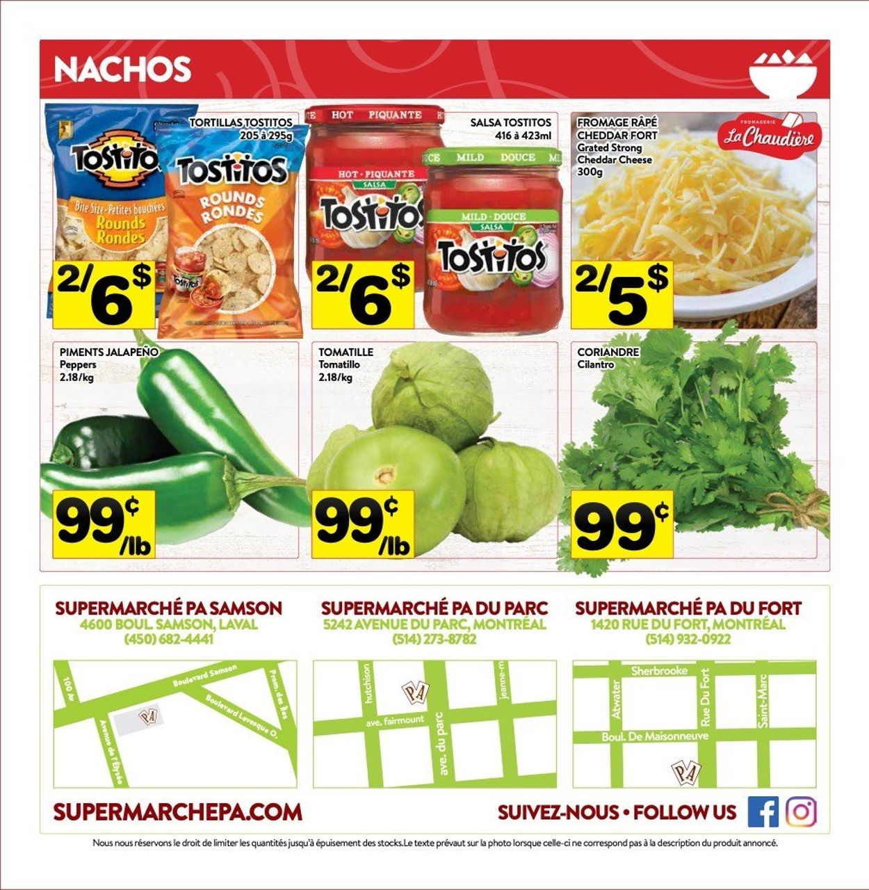 PA Supermarché - Holiday 2020 Flyer - 12/07-12/13/2020 (Page 4)