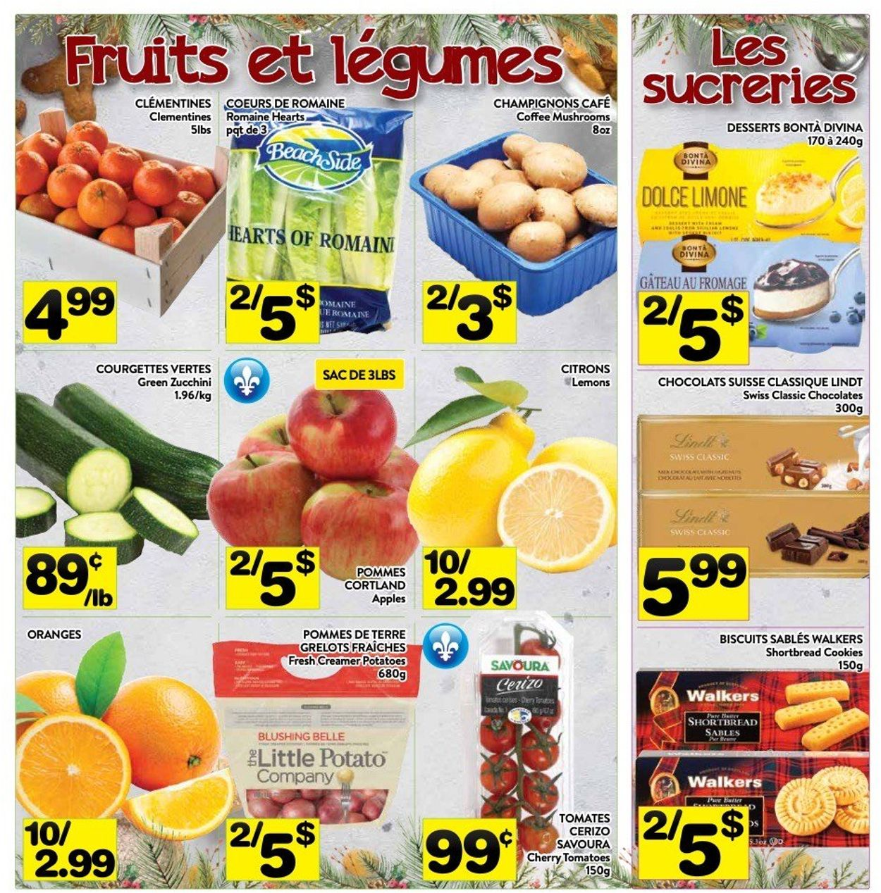 PA Supermarché - Christmas 2020 Flyer - 12/14-12/27/2020 (Page 8)