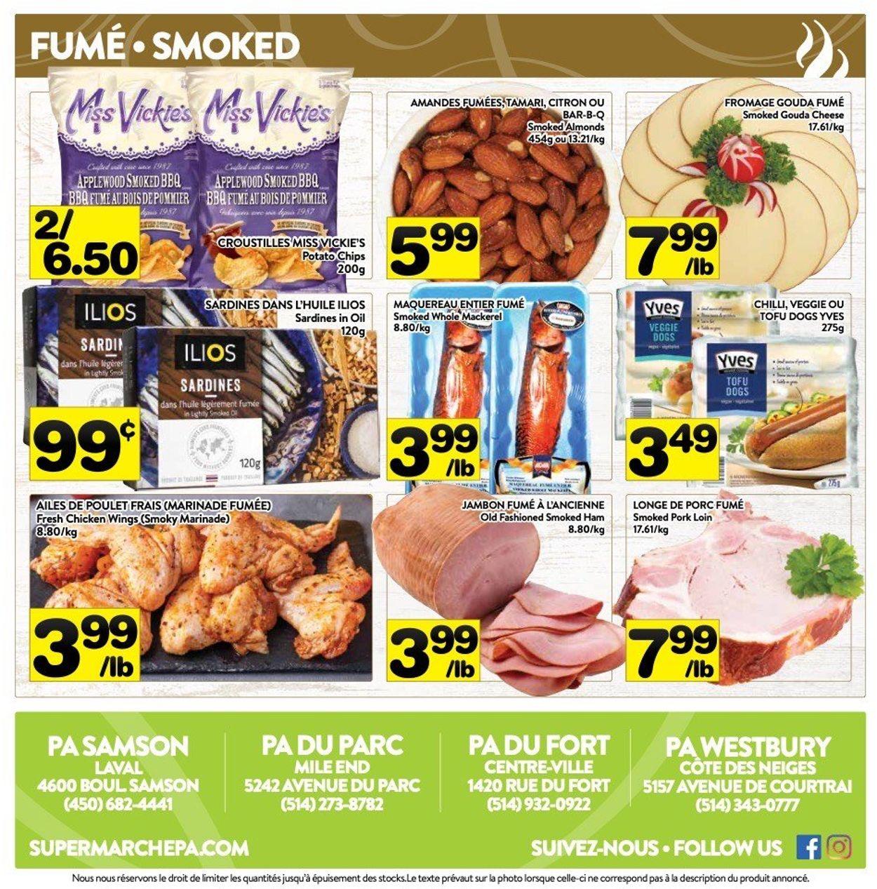 PA Supermarché Flyer - 03/08-03/14/2021 (Page 4)