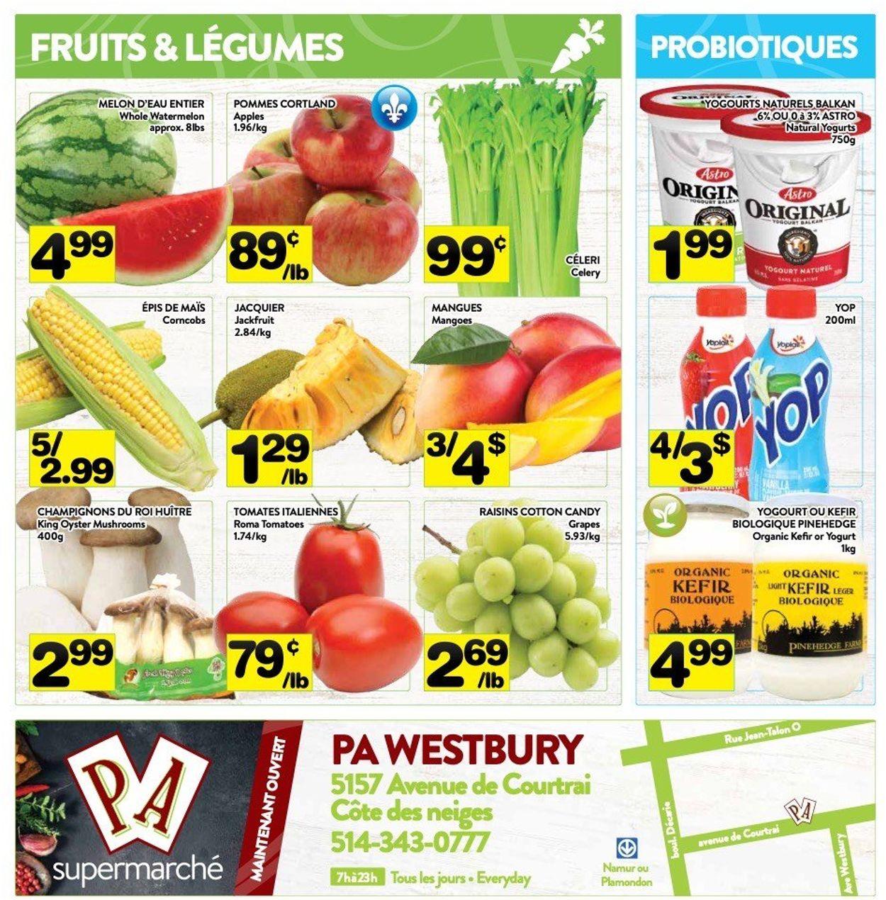 PA Supermarché Flyer - 04/26-05/02/2021 (Page 8)