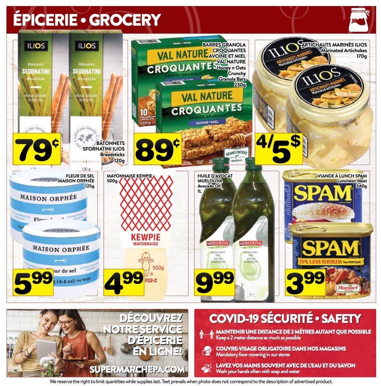 PA Supermarché Flyer - 05/10-05/16/2021 (Page 6)