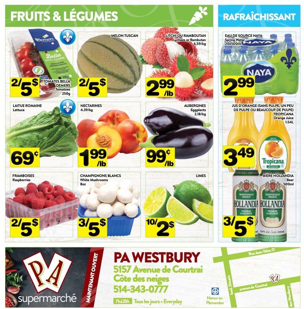 PA Supermarché Flyer - 06/14-06/20/2021 (Page 8)