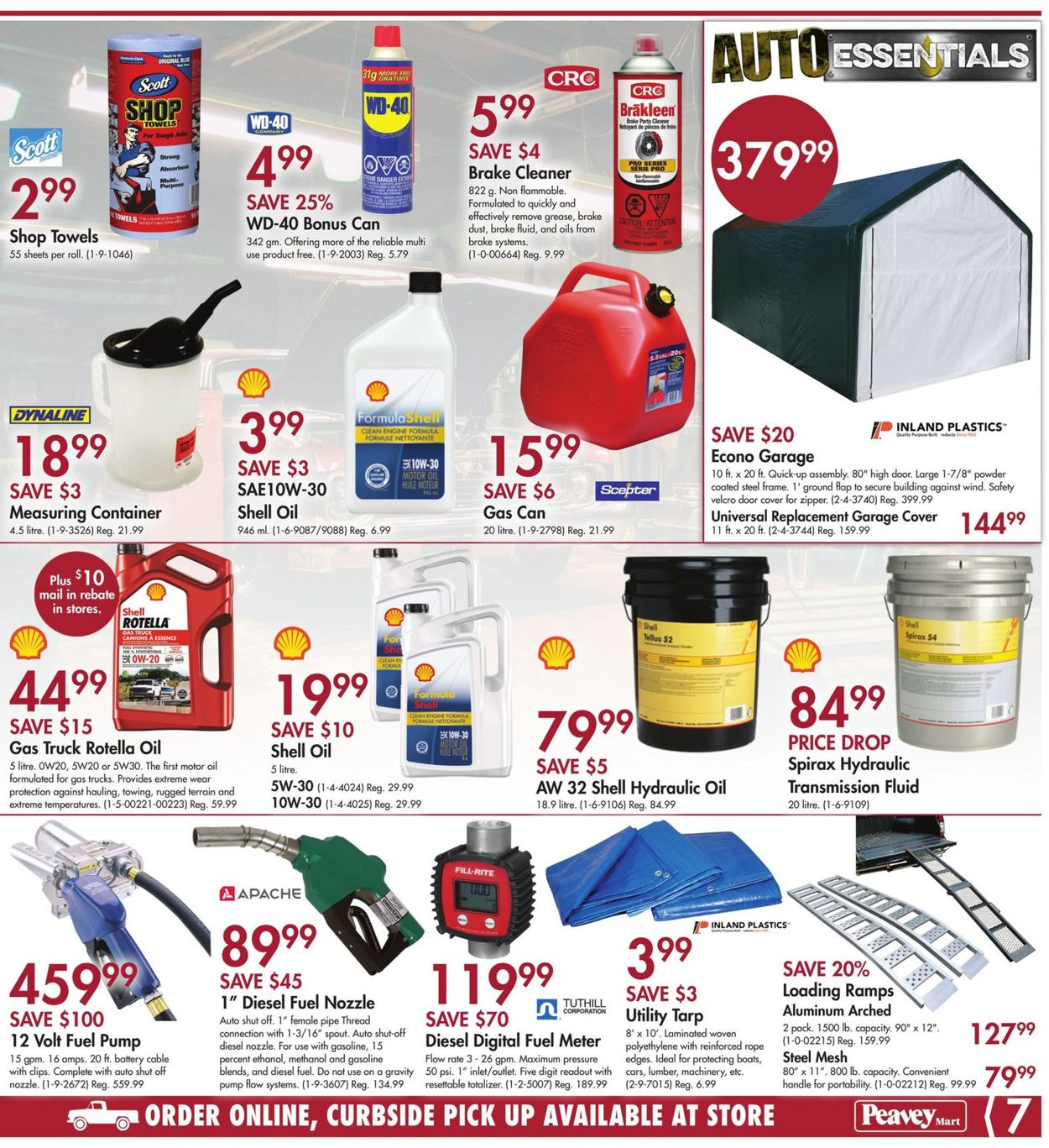 Peavey Mart Flyer - 05/07-05/13/2020 (Page 7)