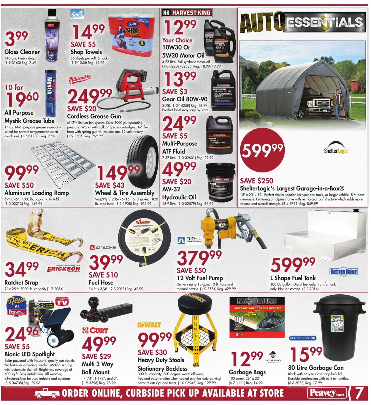 Peavey Mart Flyer - 05/14-05/20/2020 (Page 7)